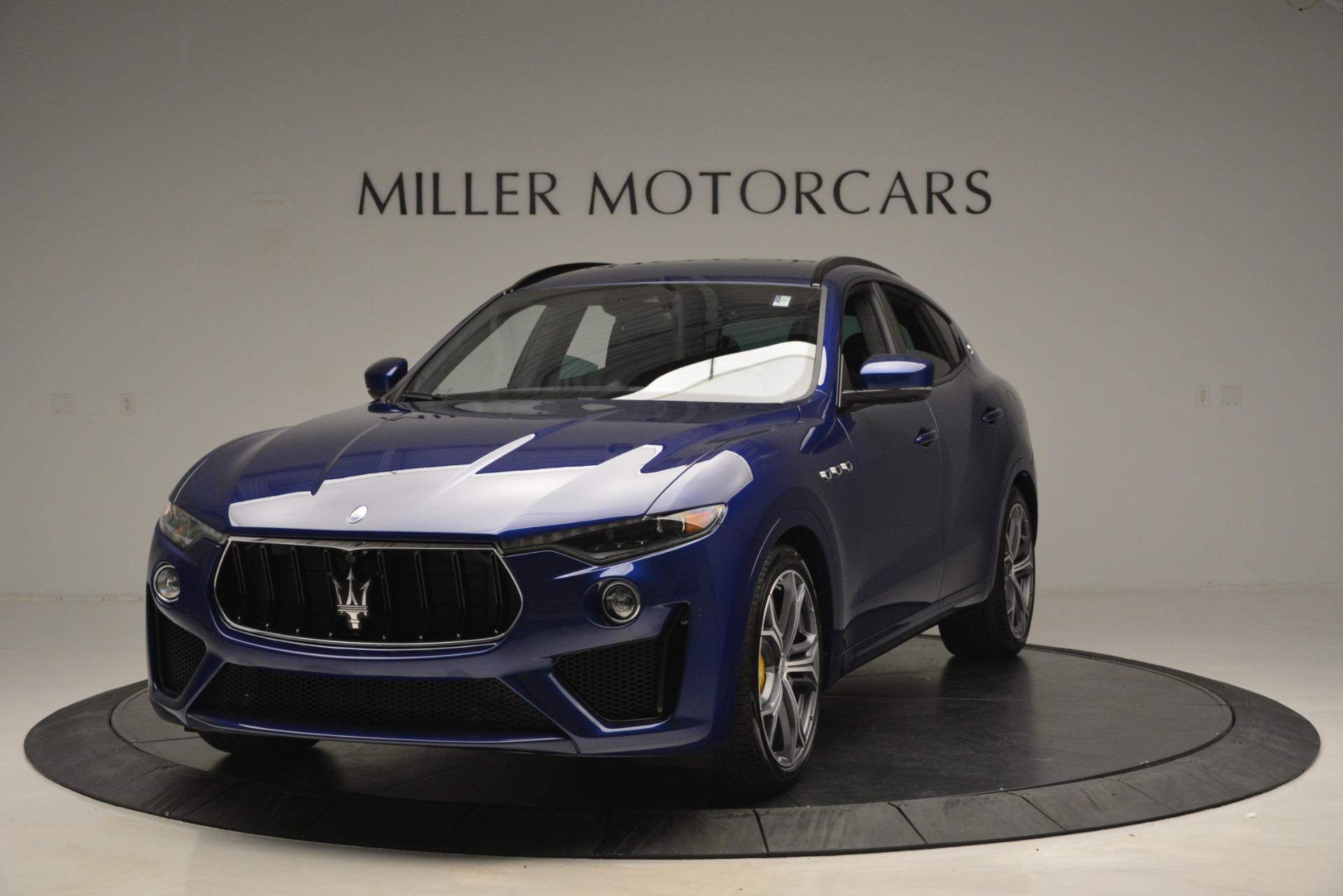 New 2019 Maserati Levante GTS For Sale In Greenwich, CT. Alfa Romeo of Greenwich, M2252 2885_main