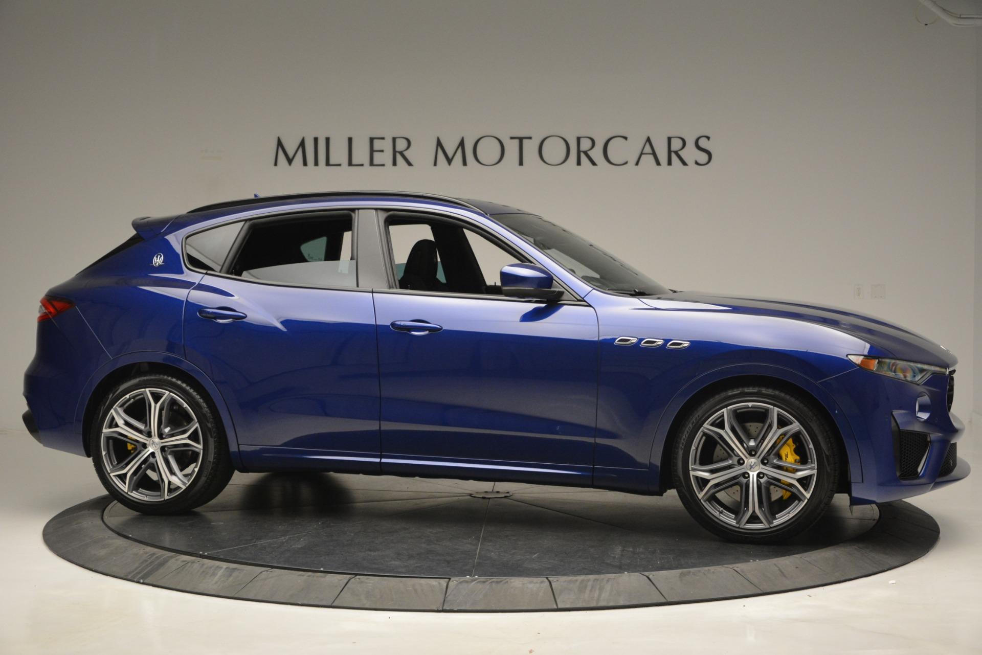 New 2019 Maserati Levante GTS For Sale In Greenwich, CT. Alfa Romeo of Greenwich, M2252 2885_p14
