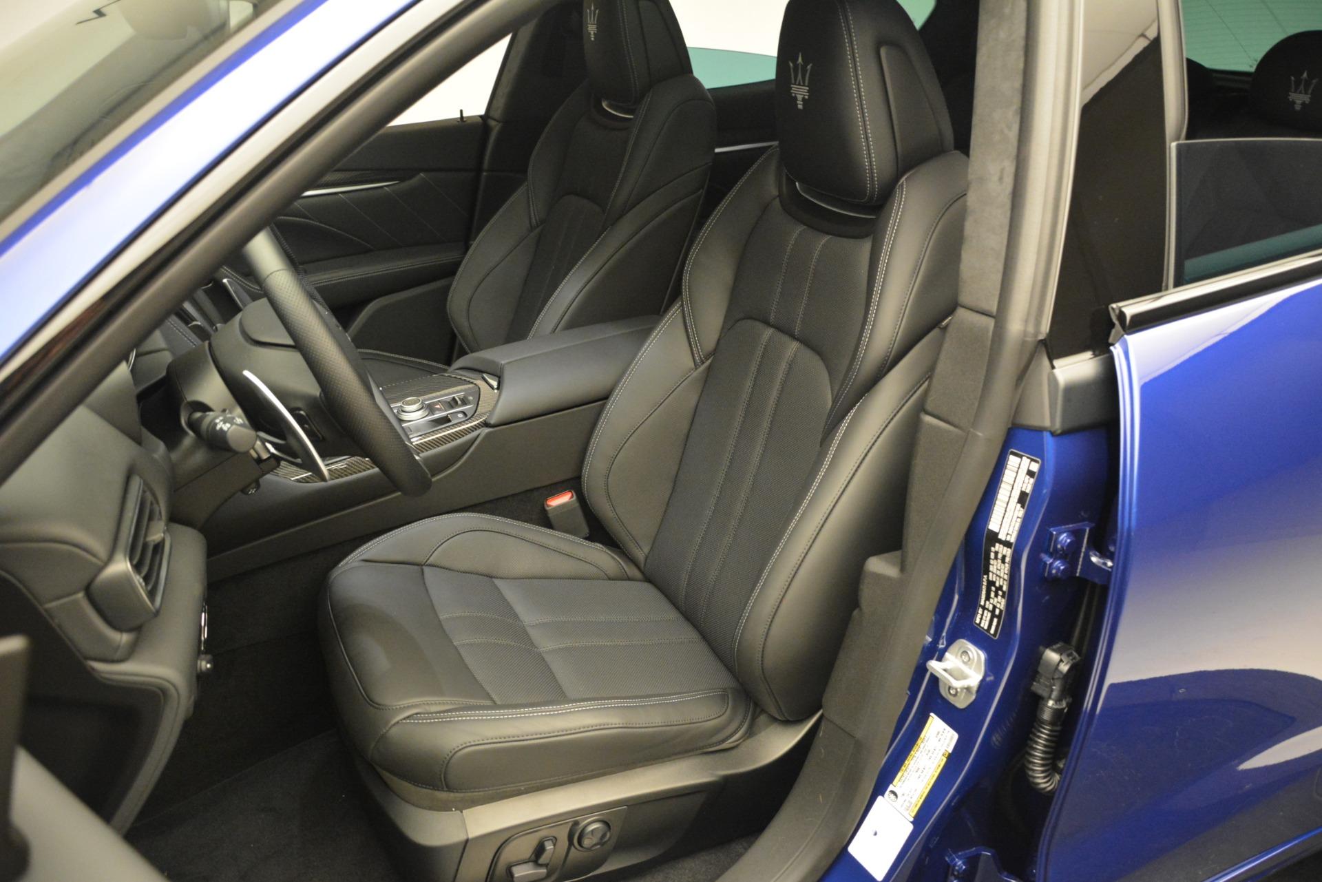 New 2019 Maserati Levante GTS For Sale In Greenwich, CT. Alfa Romeo of Greenwich, M2252 2885_p19