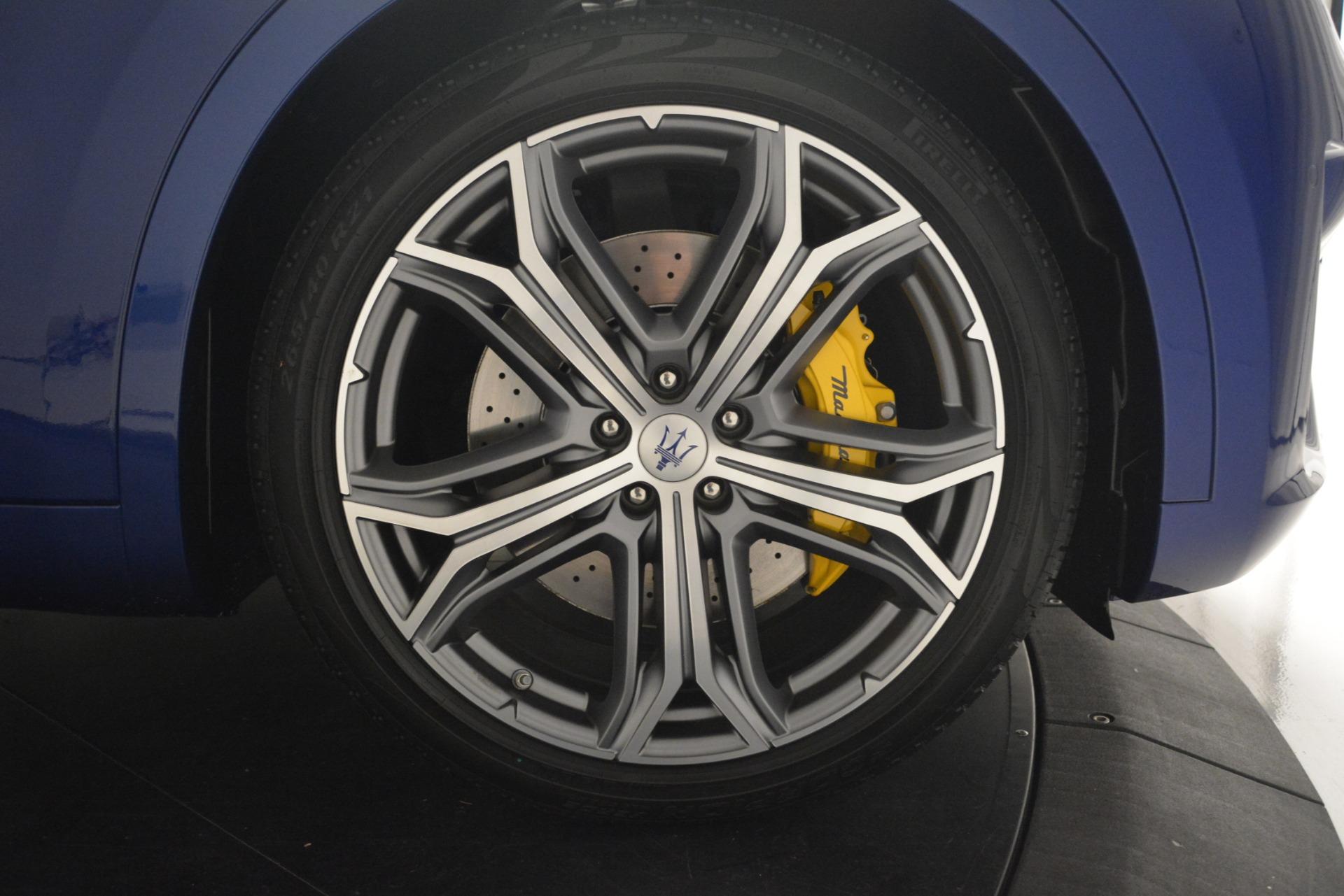 New 2019 Maserati Levante GTS For Sale In Greenwich, CT. Alfa Romeo of Greenwich, M2252 2885_p26