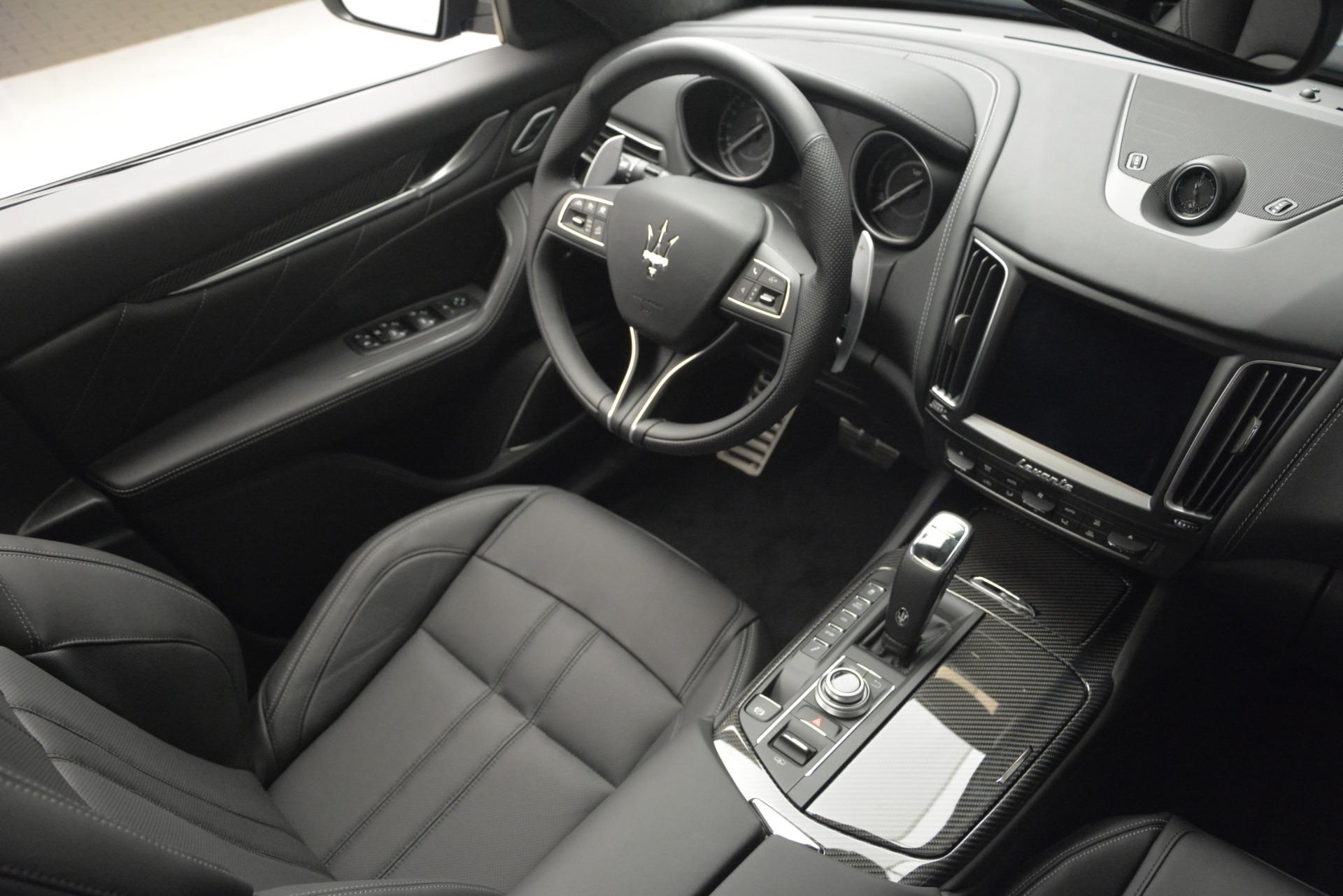 New 2019 Maserati Levante GTS For Sale In Greenwich, CT. Alfa Romeo of Greenwich, M2252 2885_p27