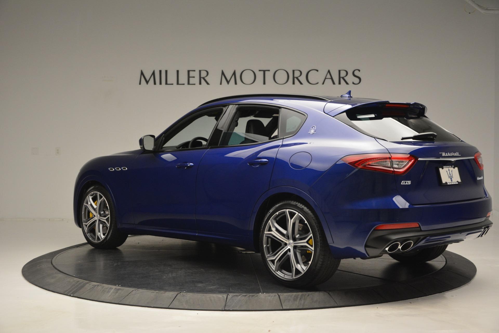 New 2019 Maserati Levante GTS For Sale In Greenwich, CT. Alfa Romeo of Greenwich, M2252 2885_p7
