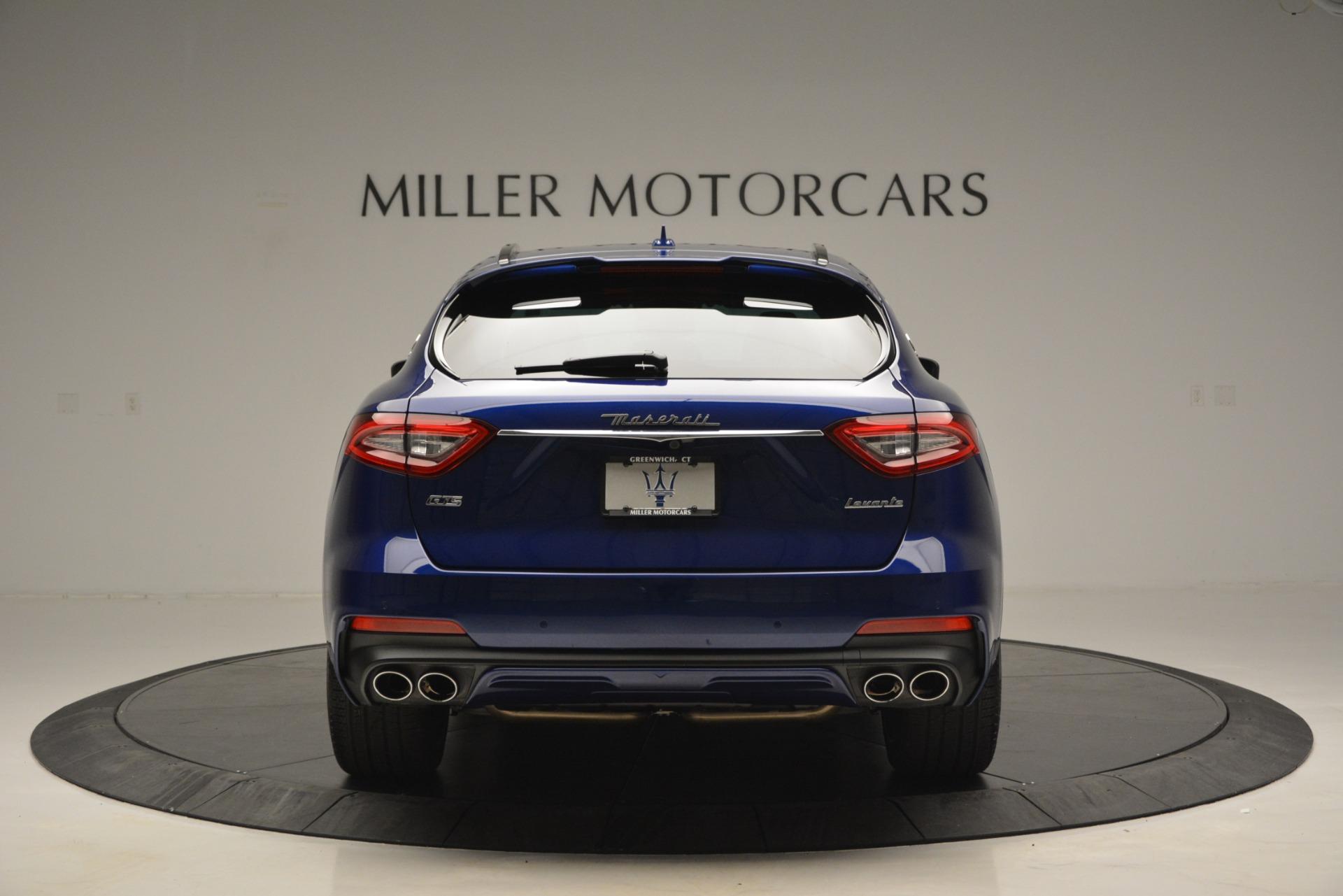 New 2019 Maserati Levante GTS For Sale In Greenwich, CT. Alfa Romeo of Greenwich, M2252 2885_p9