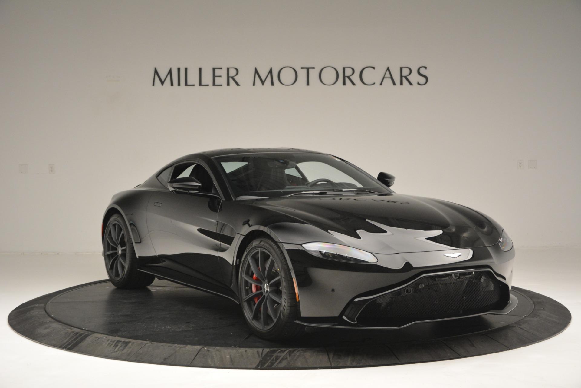 New 2019 Aston Martin Vantage  For Sale In Greenwich, CT. Alfa Romeo of Greenwich, A1337 2886_p11