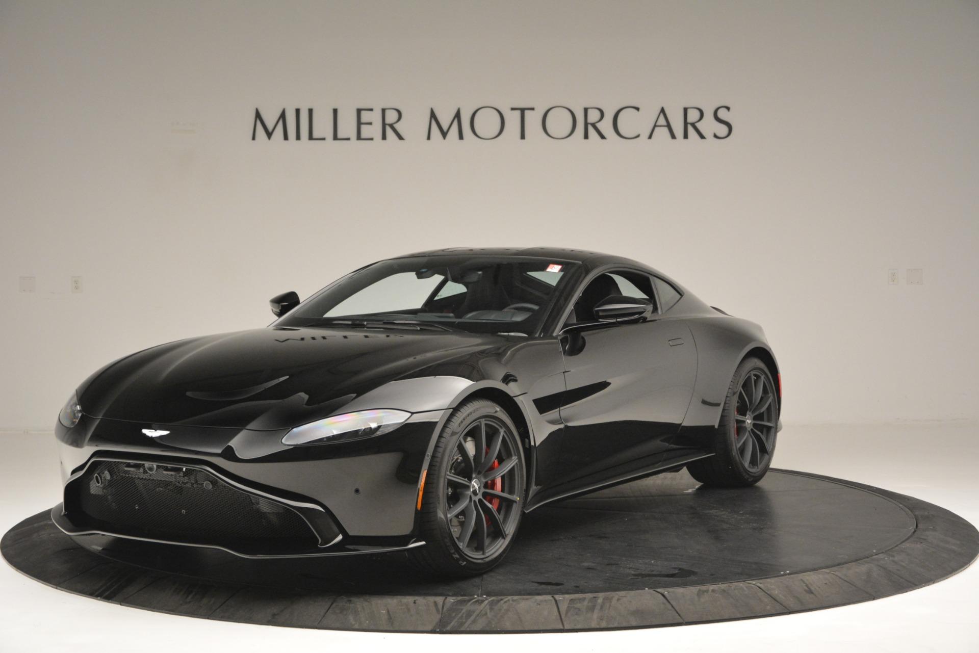 New 2019 Aston Martin Vantage  For Sale In Greenwich, CT. Alfa Romeo of Greenwich, A1337 2886_p2