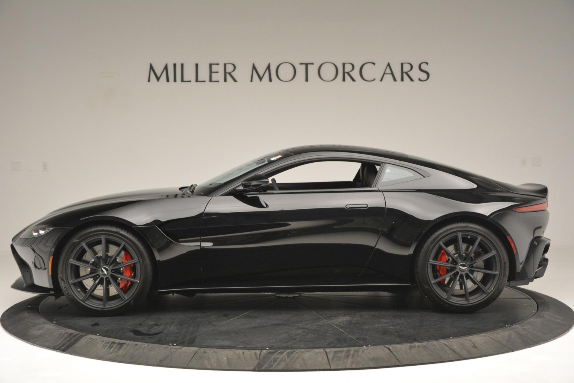 New 2019 Aston Martin Vantage  For Sale In Greenwich, CT. Alfa Romeo of Greenwich, A1337 2886_p3