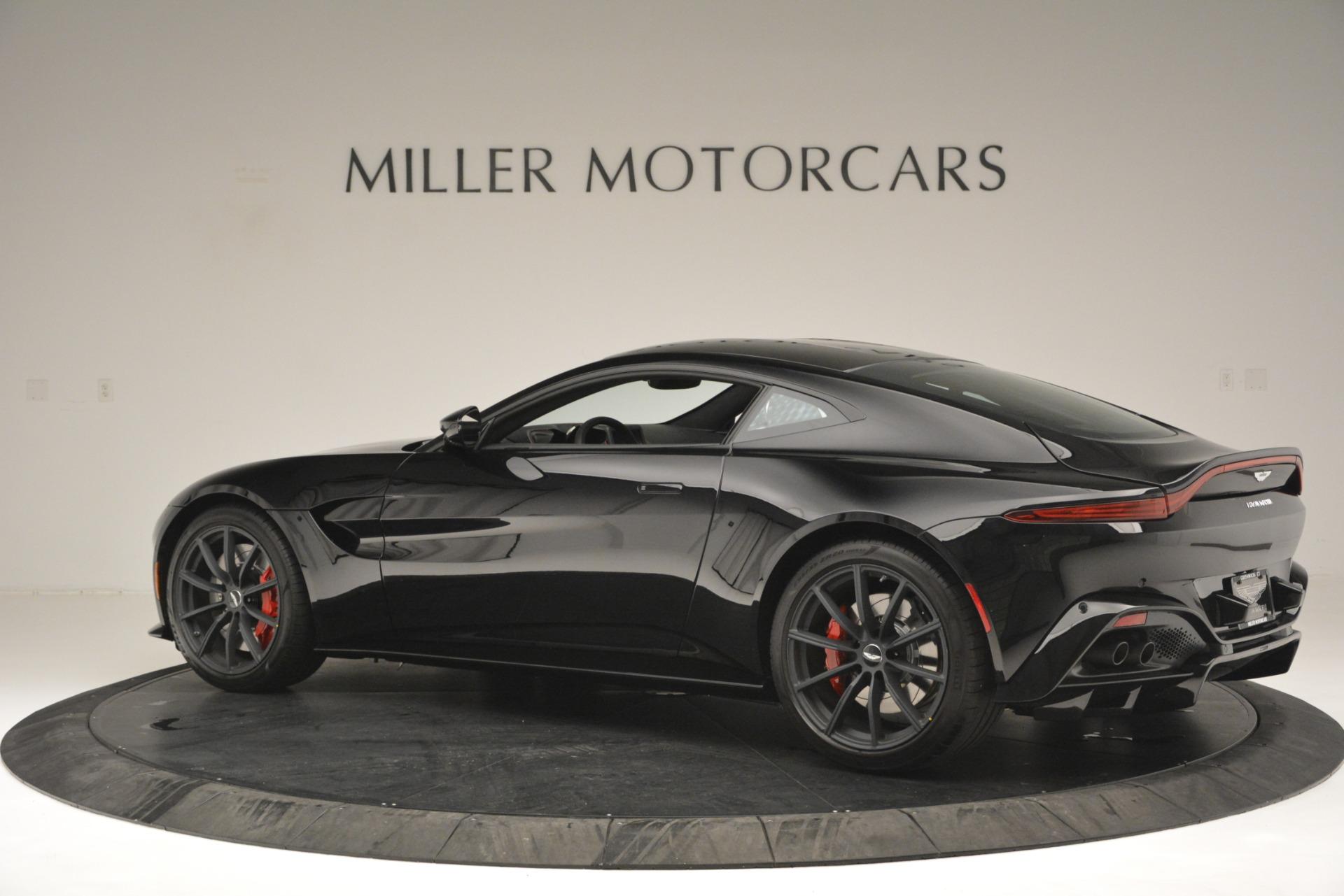 New 2019 Aston Martin Vantage  For Sale In Greenwich, CT. Alfa Romeo of Greenwich, A1337 2886_p4