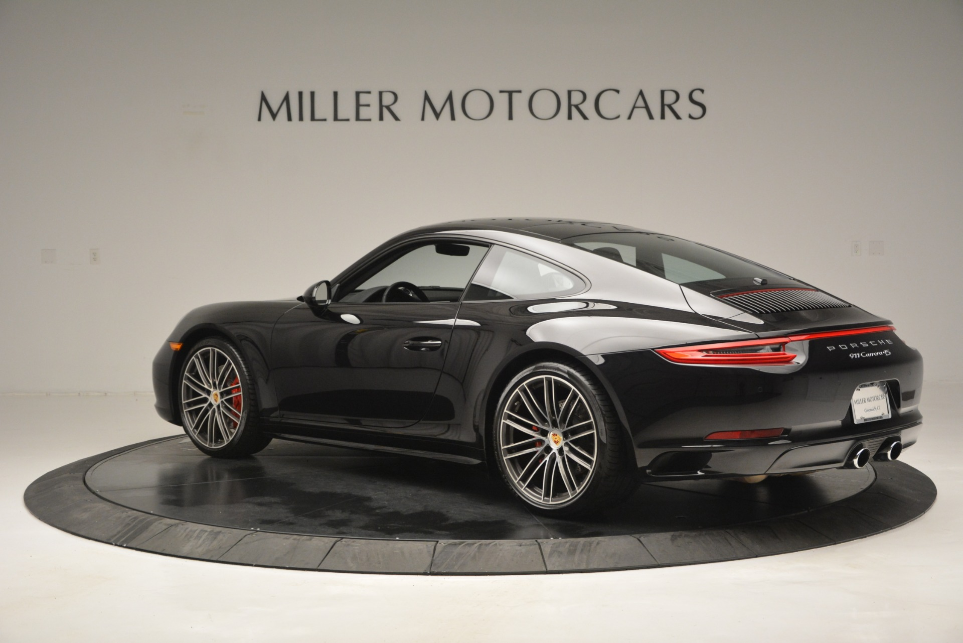 Used 2017 Porsche 911 Carrera 4S For Sale In Greenwich, CT. Alfa Romeo of Greenwich, MC364A 2887_p4