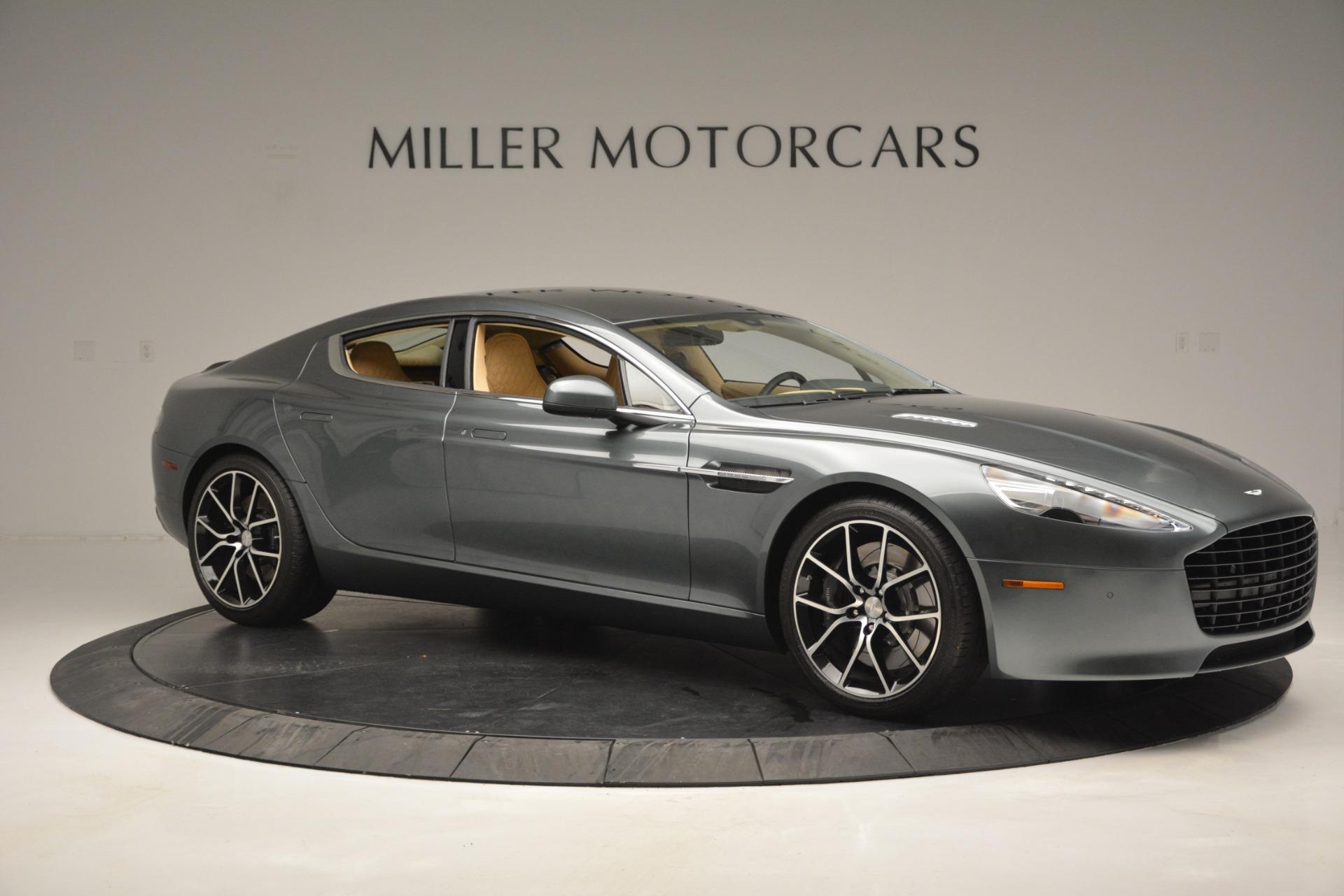 Used 2017 Aston Martin Rapide S Sedan For Sale In Greenwich, CT. Alfa Romeo of Greenwich, 7462 2889_p10