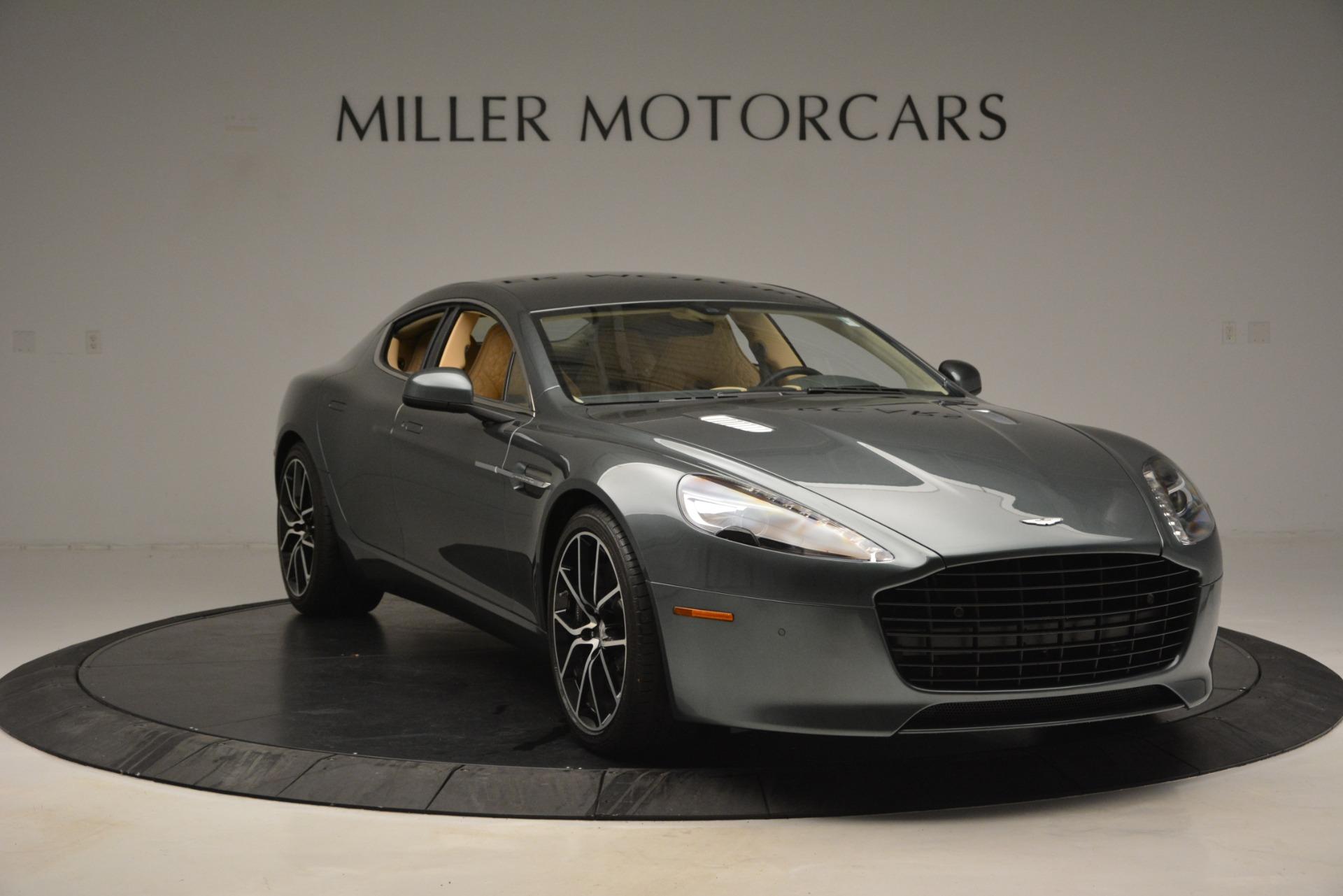 Used 2017 Aston Martin Rapide S Sedan For Sale $0 In Greenwich, CT 2889_p11