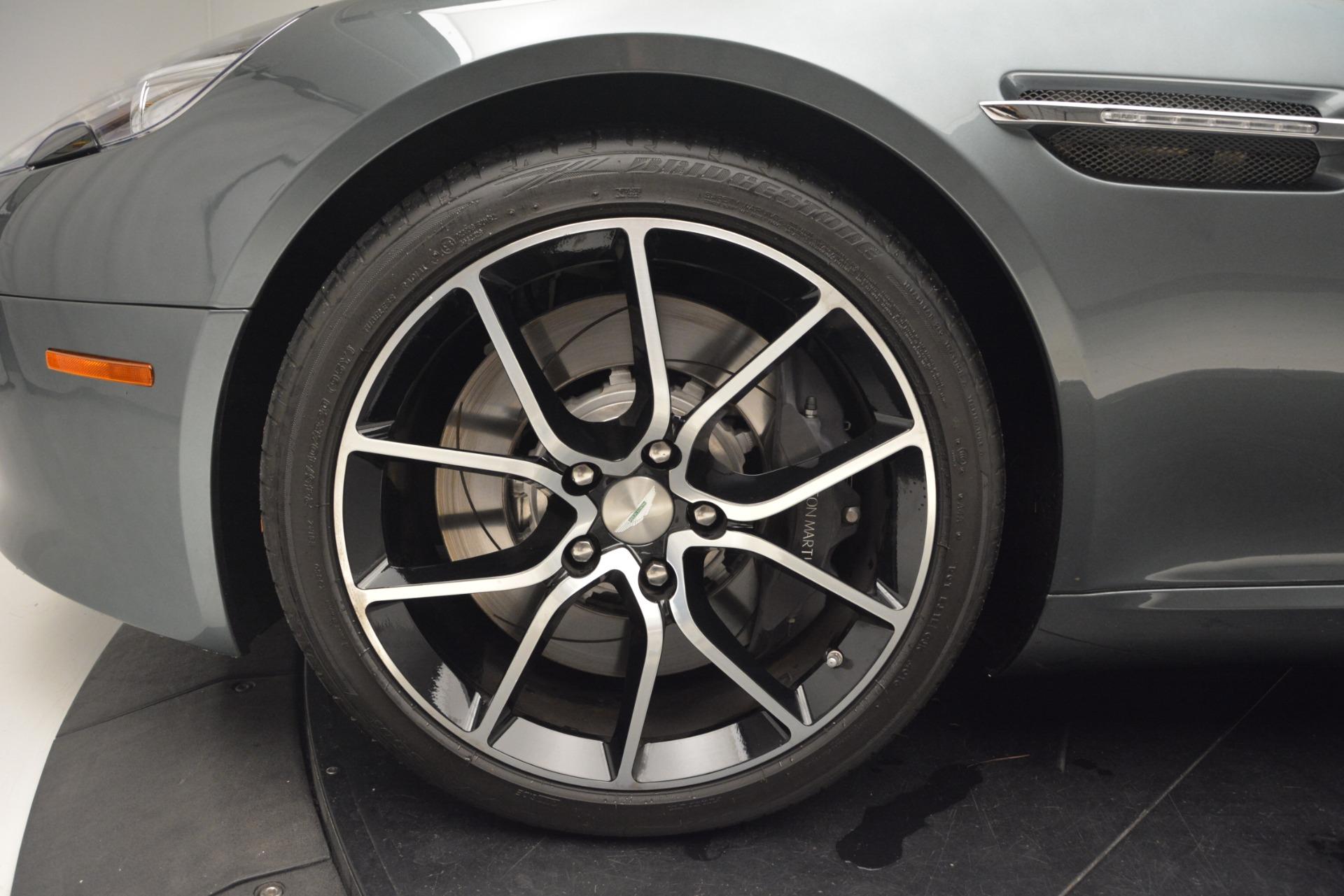 Used 2017 Aston Martin Rapide S Sedan For Sale $0 In Greenwich, CT 2889_p13