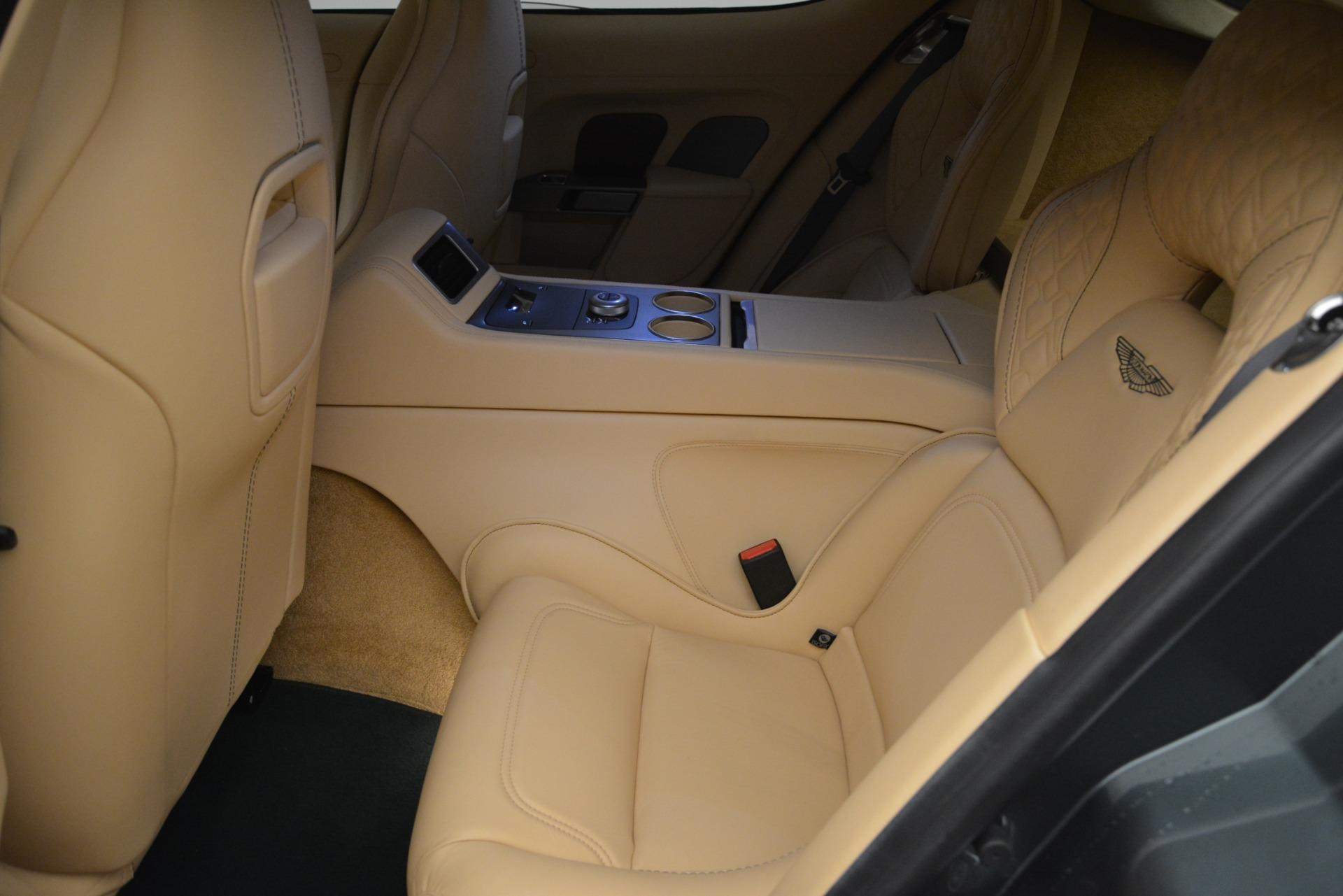 Used 2017 Aston Martin Rapide S Sedan For Sale In Greenwich, CT. Alfa Romeo of Greenwich, 7462 2889_p19