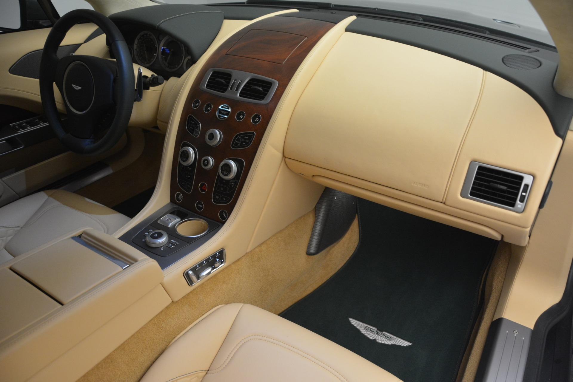 Used 2017 Aston Martin Rapide S Sedan For Sale In Greenwich, CT. Alfa Romeo of Greenwich, 7462 2889_p21