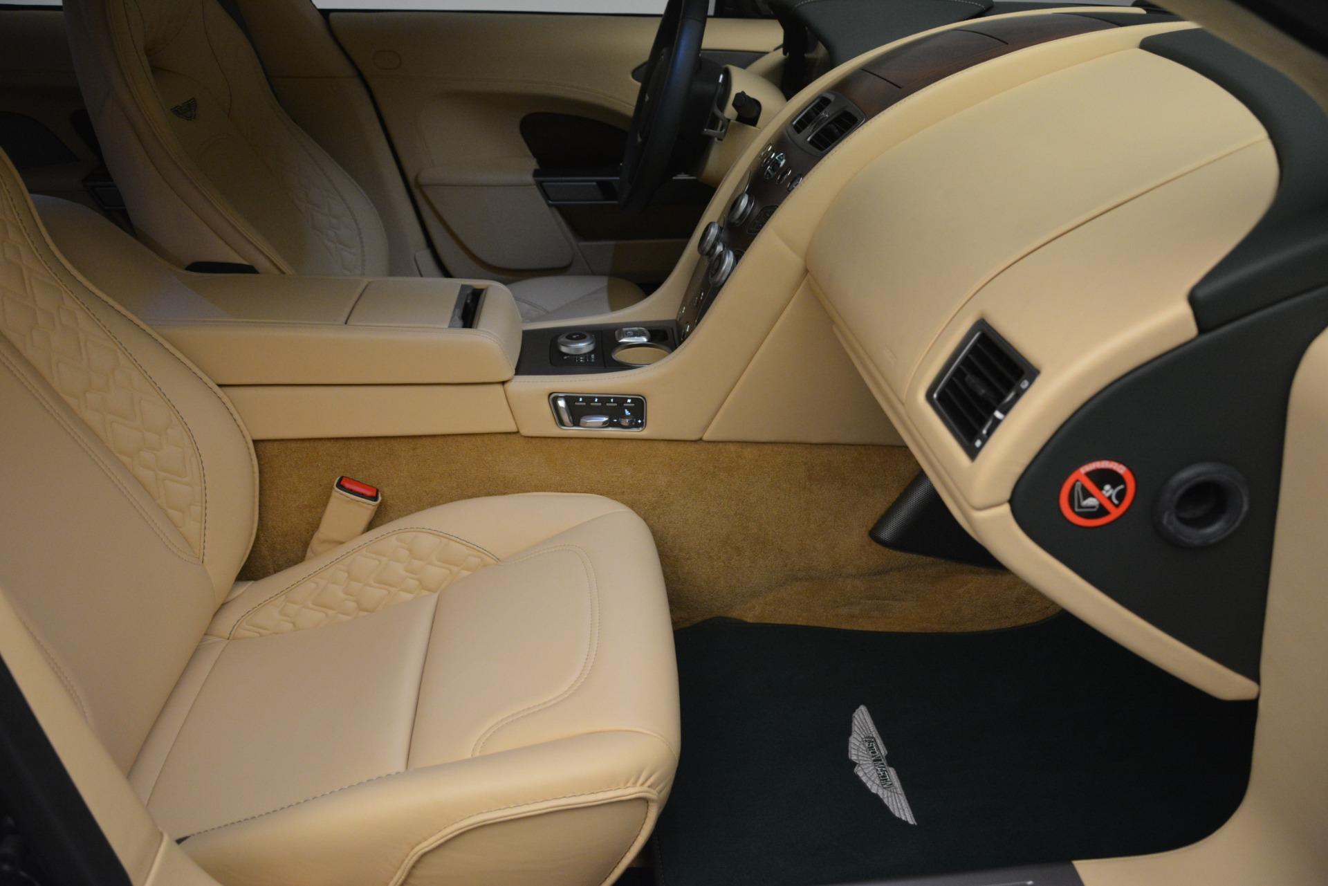 Used 2017 Aston Martin Rapide S Sedan For Sale In Greenwich, CT. Alfa Romeo of Greenwich, 7462 2889_p22