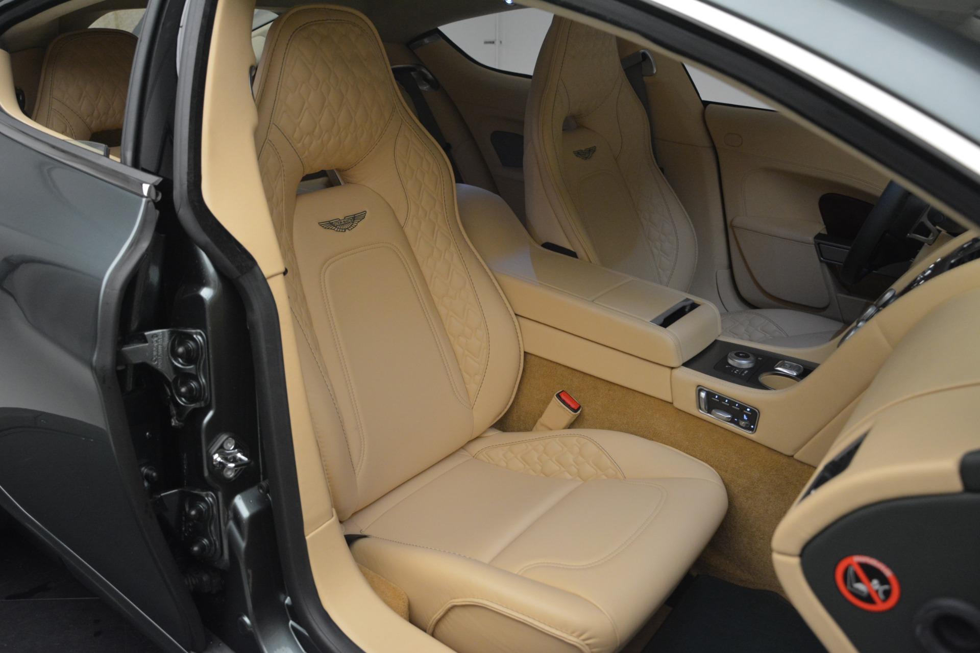 Used 2017 Aston Martin Rapide S Sedan For Sale In Greenwich, CT. Alfa Romeo of Greenwich, 7462 2889_p23