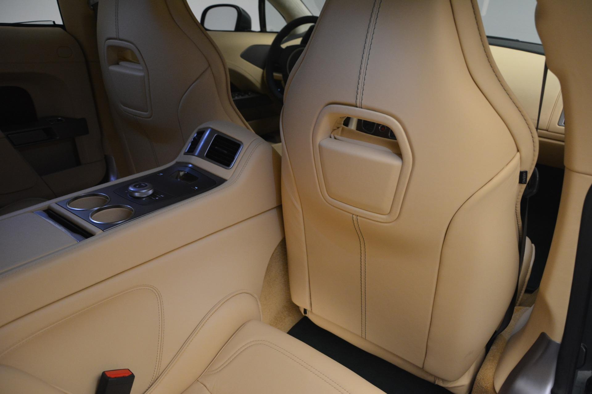 Used 2017 Aston Martin Rapide S Sedan For Sale In Greenwich, CT. Alfa Romeo of Greenwich, 7462 2889_p24