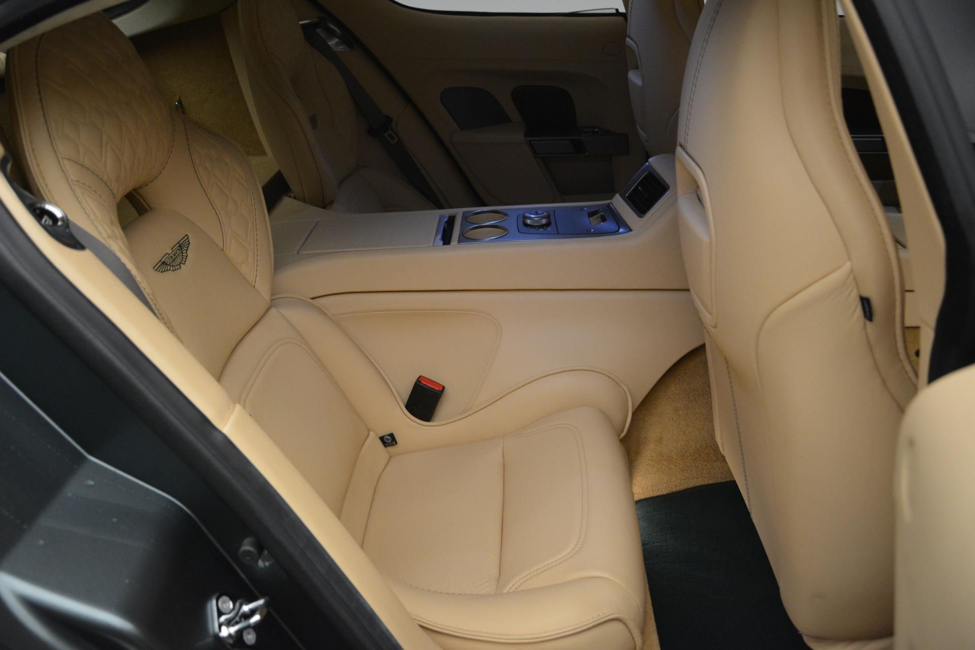 Used 2017 Aston Martin Rapide S Sedan For Sale In Greenwich, CT. Alfa Romeo of Greenwich, 7462 2889_p25