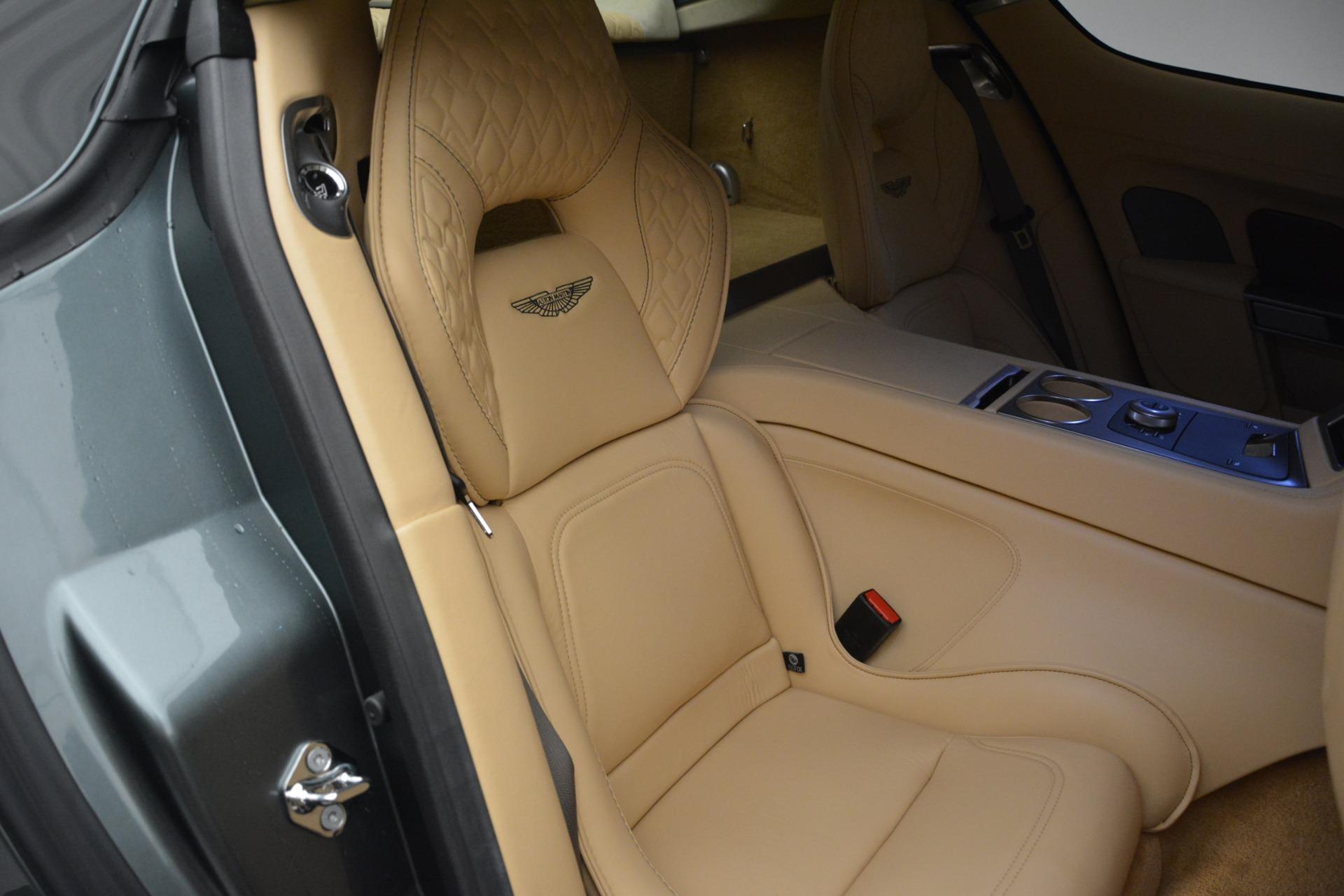 Used 2017 Aston Martin Rapide S Sedan For Sale $0 In Greenwich, CT 2889_p26