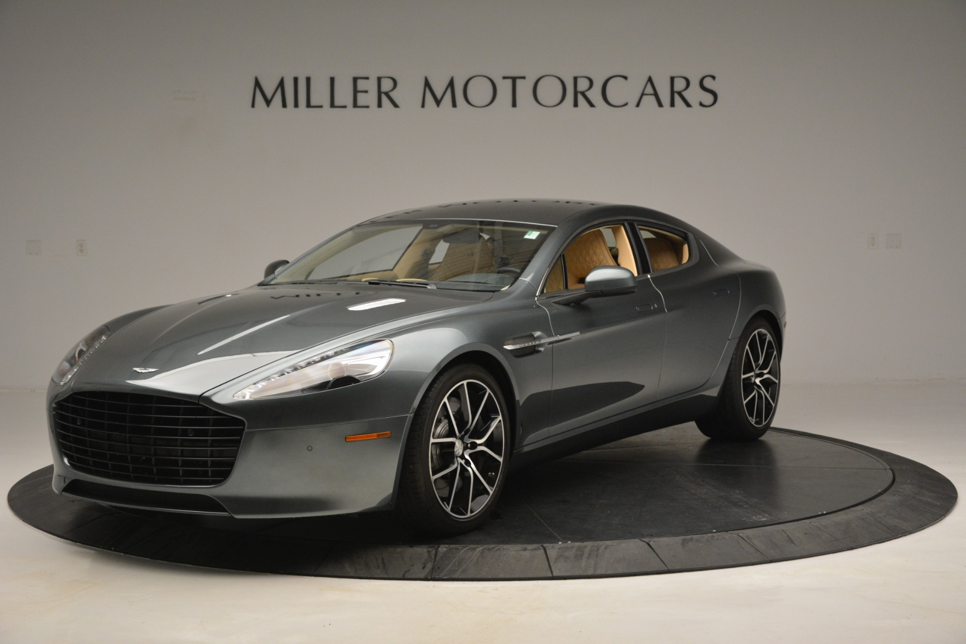 Used 2017 Aston Martin Rapide S Sedan For Sale $0 In Greenwich, CT 2889_p2