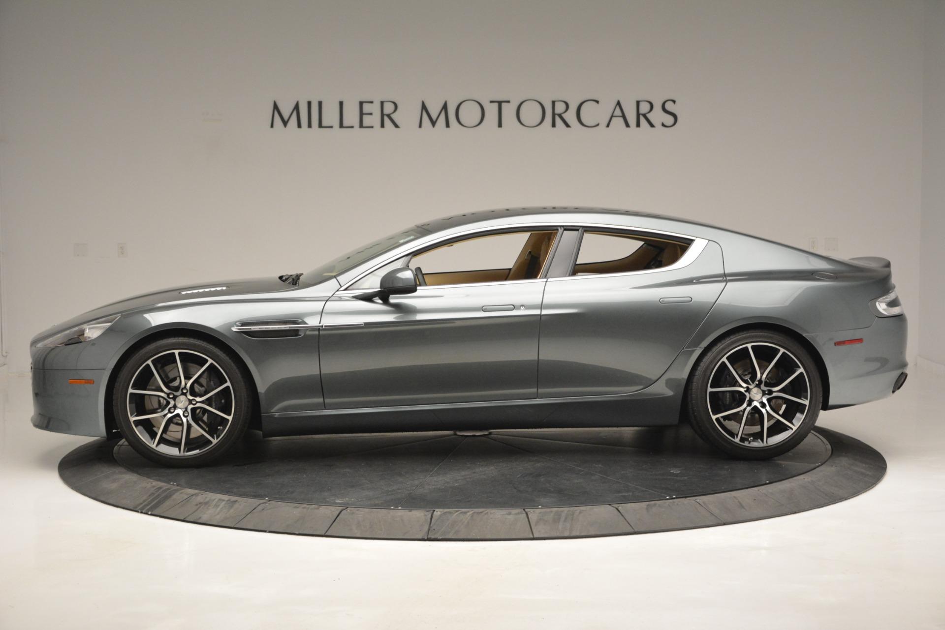 Used 2017 Aston Martin Rapide S Sedan For Sale In Greenwich, CT. Alfa Romeo of Greenwich, 7462 2889_p3