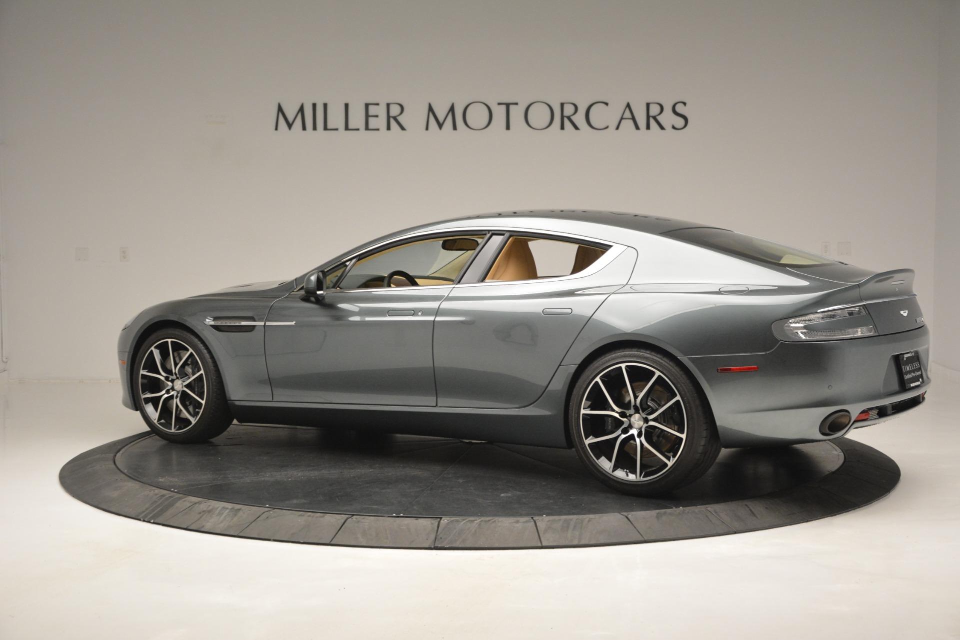 Used 2017 Aston Martin Rapide S Sedan For Sale $0 In Greenwich, CT 2889_p4