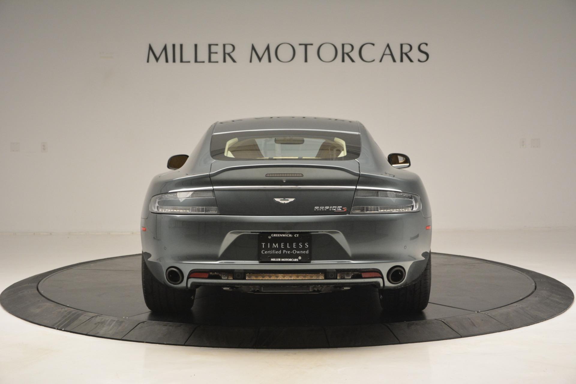 Used 2017 Aston Martin Rapide S Sedan For Sale $0 In Greenwich, CT 2889_p6