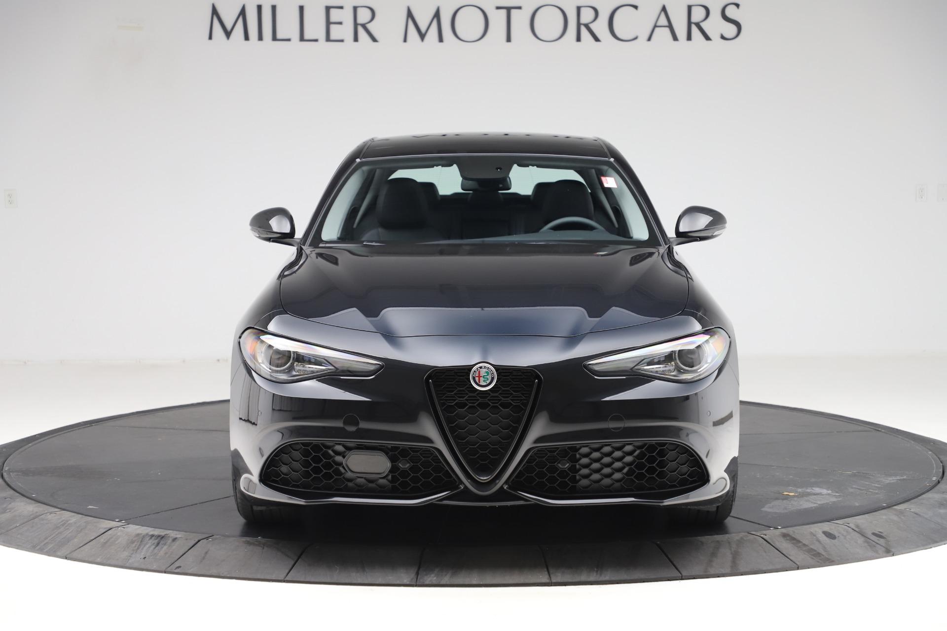 New 2019 Alfa Romeo Giulia Sport Q4 For Sale In Greenwich, CT. Alfa Romeo of Greenwich, L561 2890_p12