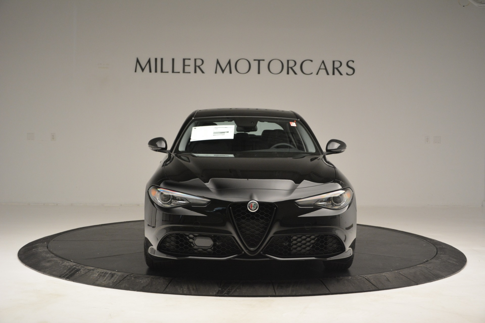 New 2019 Alfa Romeo Giulia Sport Q4 For Sale In Greenwich, CT. Alfa Romeo of Greenwich, L562 2891_p12