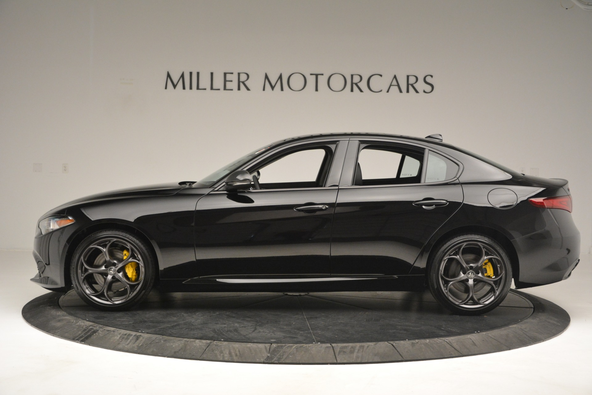 New 2019 Alfa Romeo Giulia Sport Q4 For Sale In Greenwich, CT. Alfa Romeo of Greenwich, L562 2891_p3