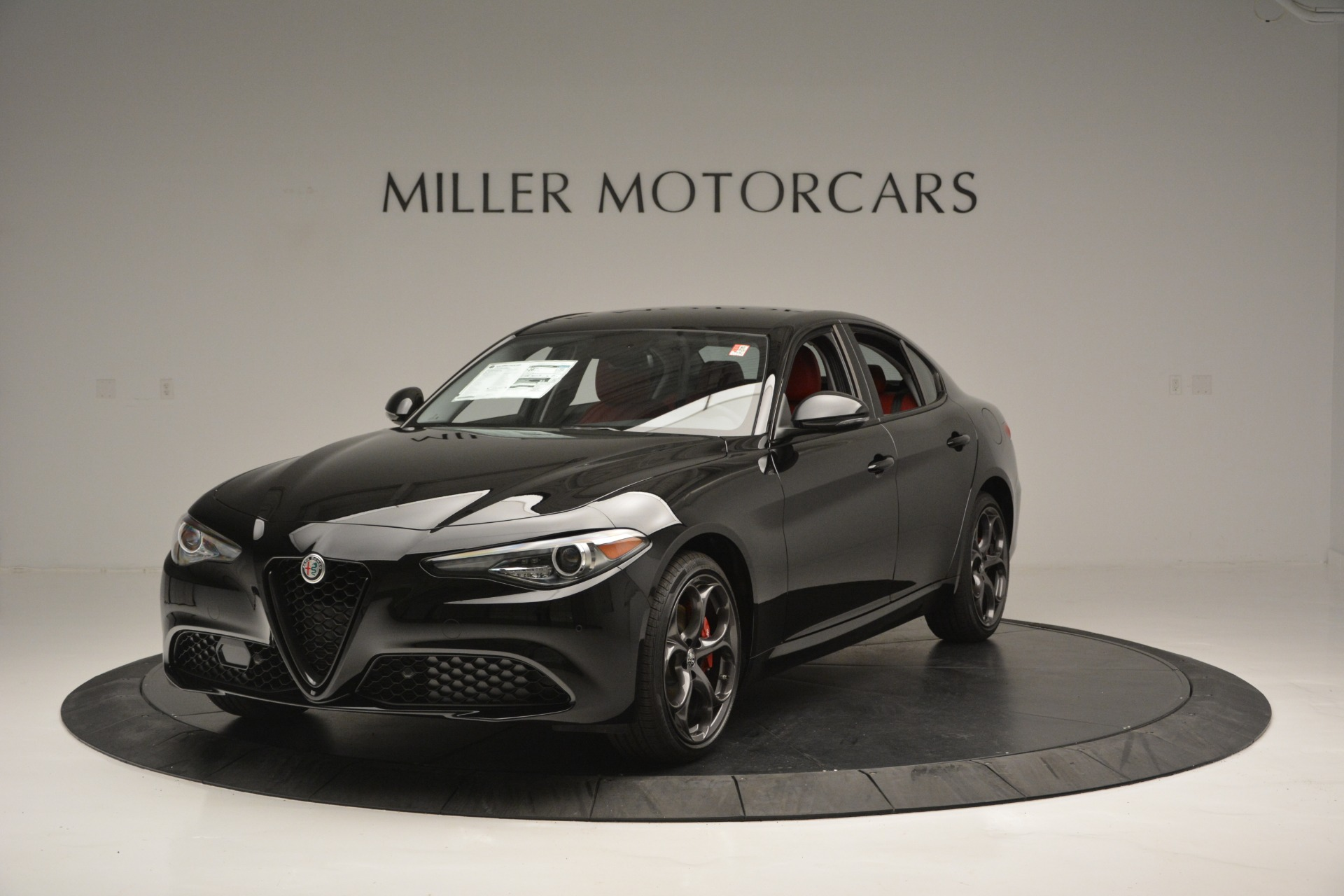 New 2019 Alfa Romeo Giulia Q4 For Sale In Greenwich, CT. Alfa Romeo of Greenwich, L563