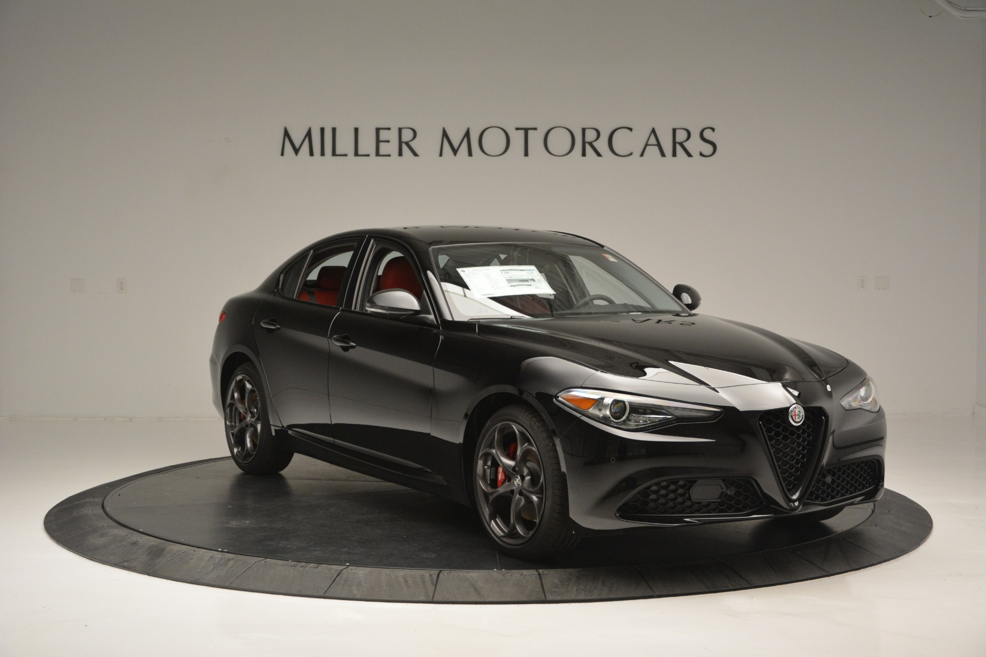 New 2019 Alfa Romeo Giulia Q4 For Sale In Greenwich, CT. Alfa Romeo of Greenwich, L563 2892_p11