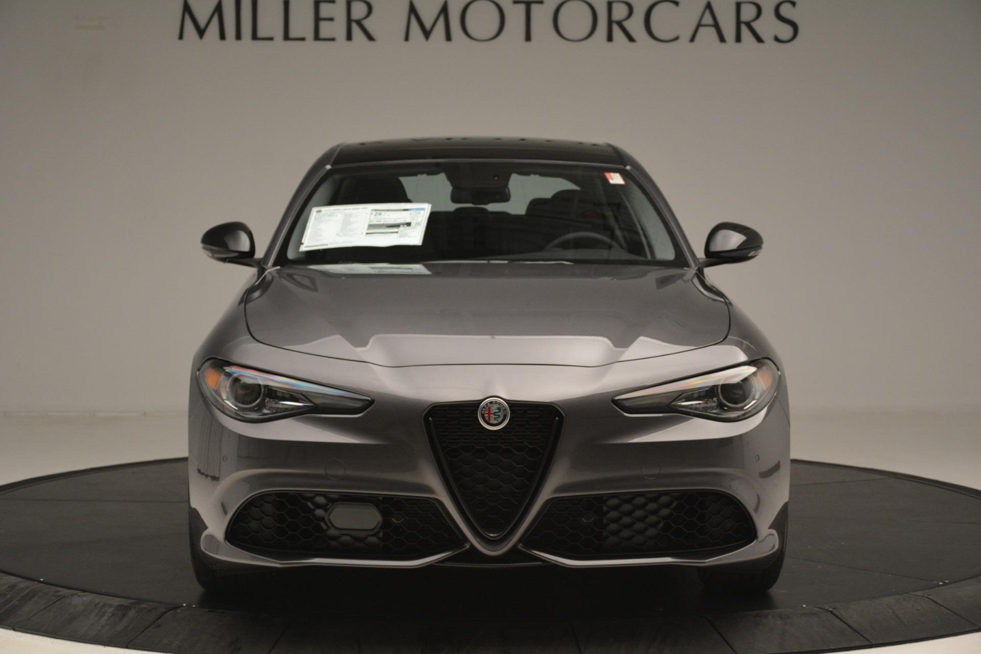 New 2019 Alfa Romeo Giulia Sport Q4 For Sale In Greenwich, CT. Alfa Romeo of Greenwich, L564 2893_p12
