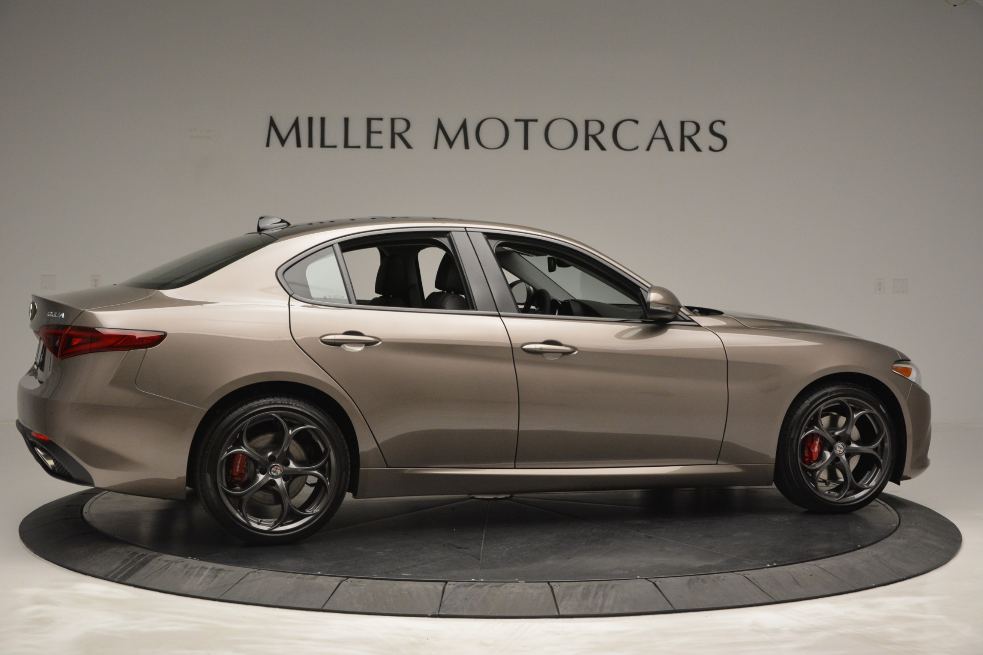 New 2019 Alfa Romeo Giulia Ti Sport Q4 For Sale In Greenwich, CT. Alfa Romeo of Greenwich, L565 2894_p11