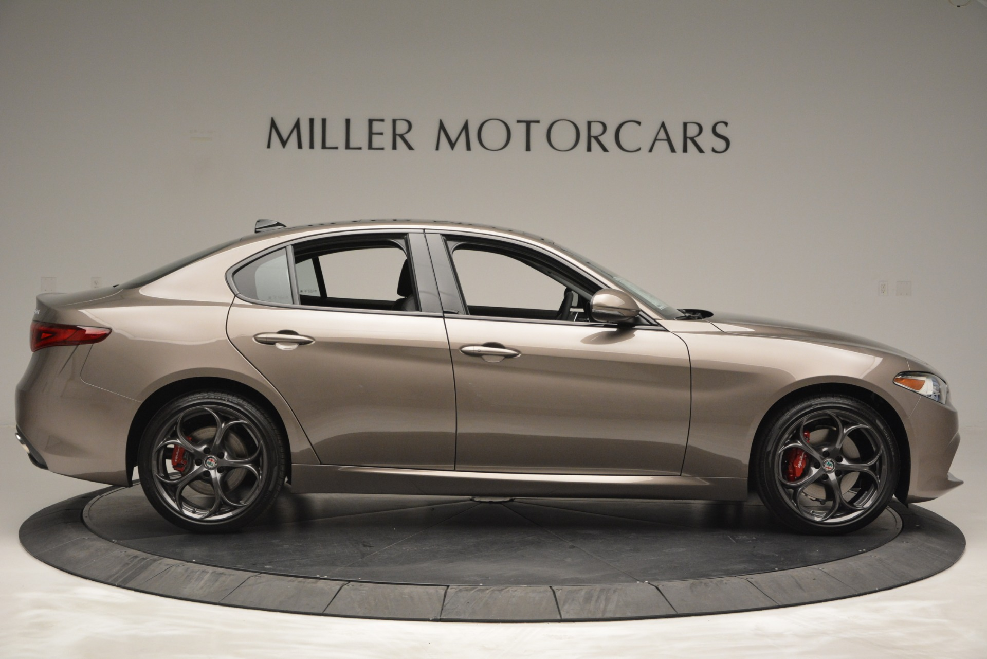New 2019 Alfa Romeo Giulia Ti Sport Q4 For Sale In Greenwich, CT. Alfa Romeo of Greenwich, L565 2894_p12