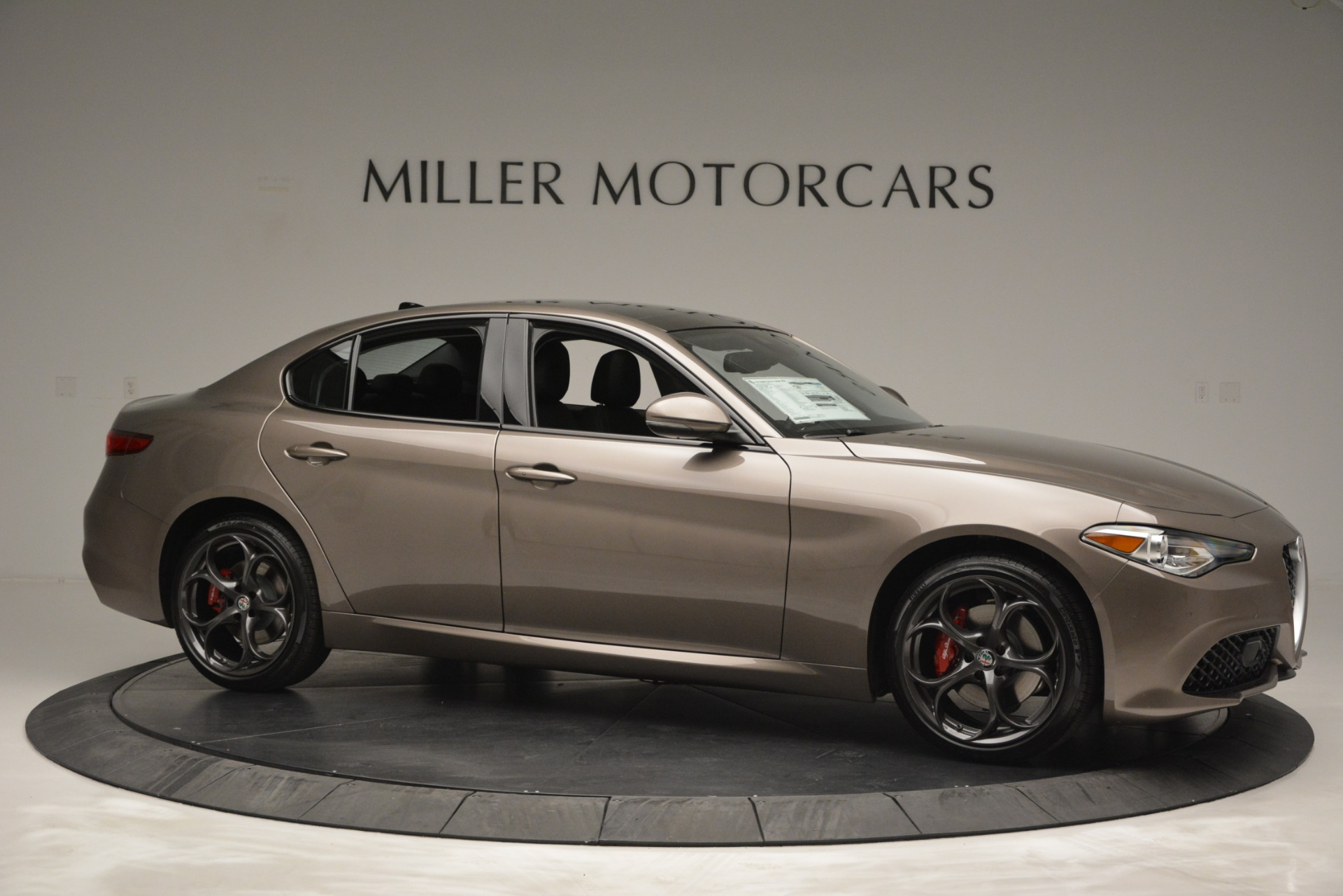 New 2019 Alfa Romeo Giulia Ti Sport Q4 For Sale In Greenwich, CT. Alfa Romeo of Greenwich, L565 2894_p13