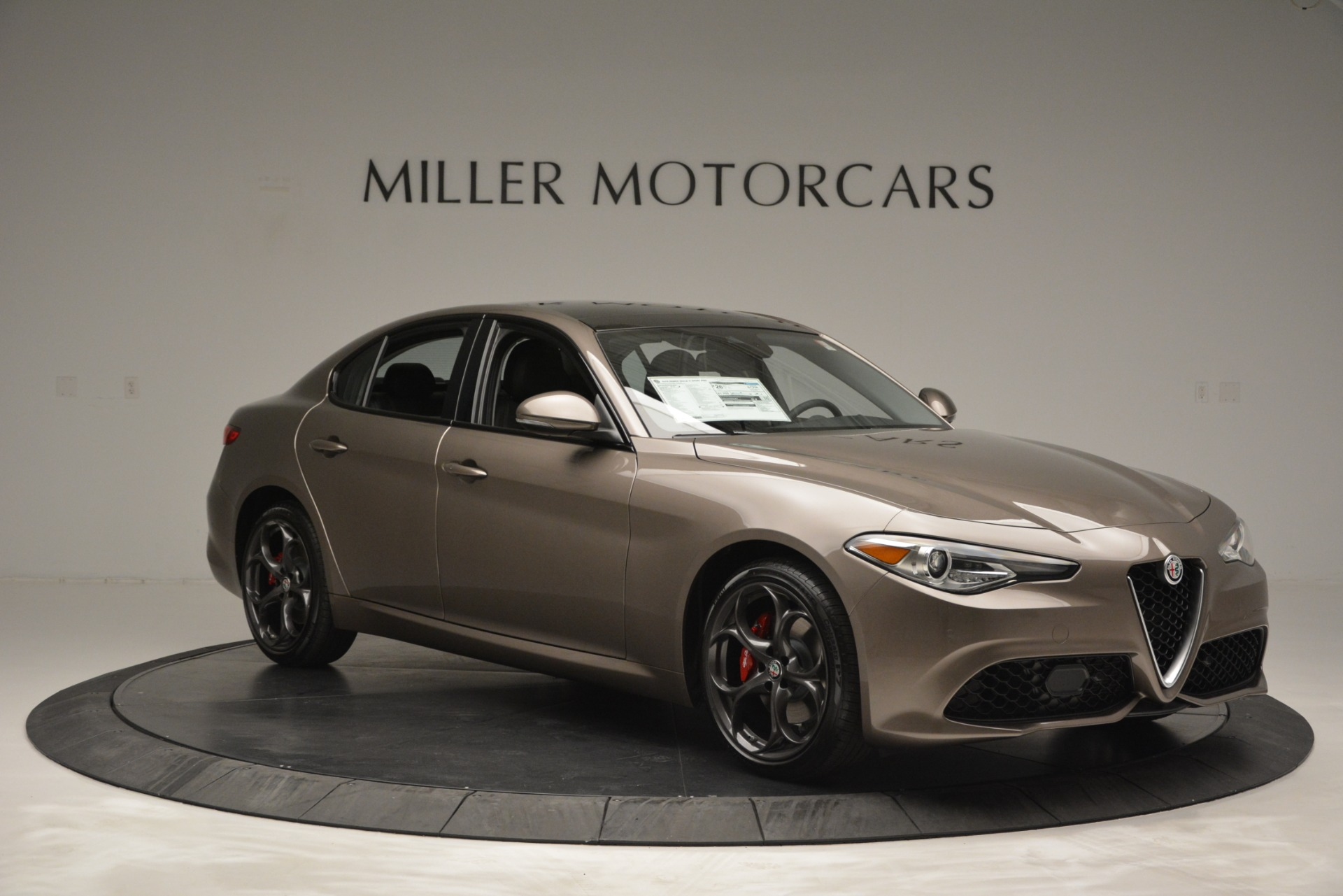 New 2019 Alfa Romeo Giulia Ti Sport Q4 For Sale In Greenwich, CT. Alfa Romeo of Greenwich, L565 2894_p14