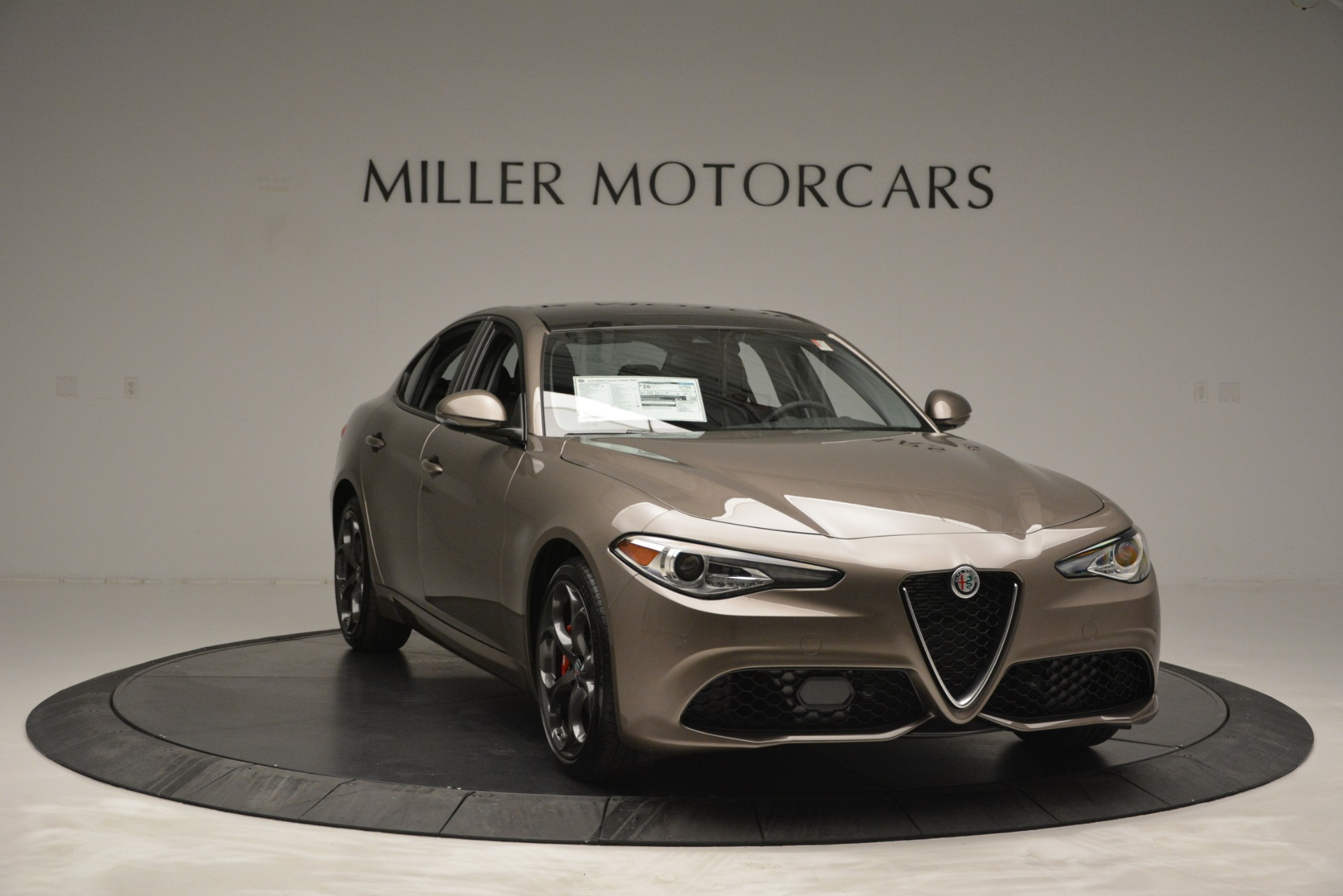 New 2019 Alfa Romeo Giulia Ti Sport Q4 For Sale In Greenwich, CT. Alfa Romeo of Greenwich, L565 2894_p15