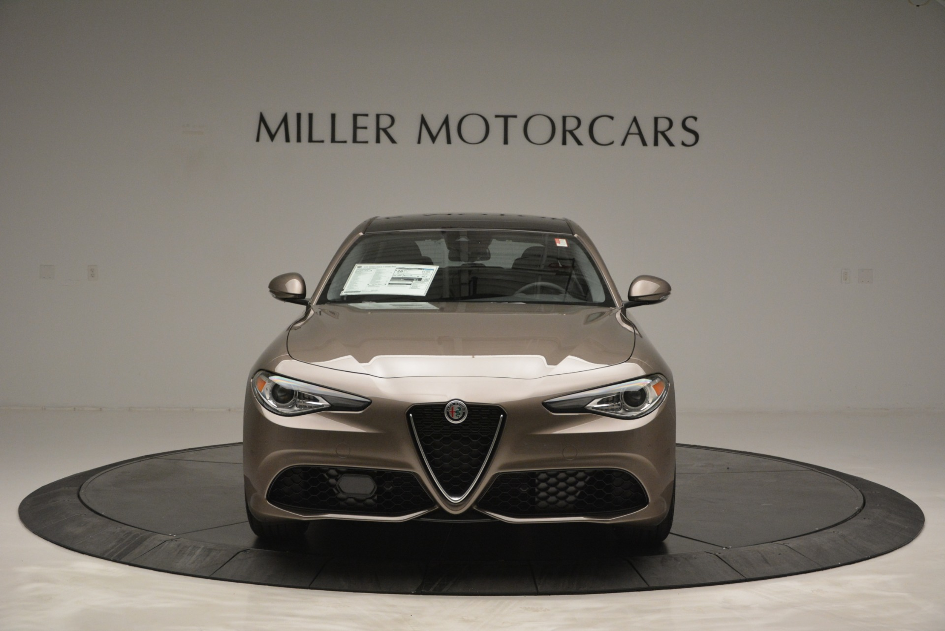 New 2019 Alfa Romeo Giulia Ti Sport Q4 For Sale In Greenwich, CT. Alfa Romeo of Greenwich, L565 2894_p16