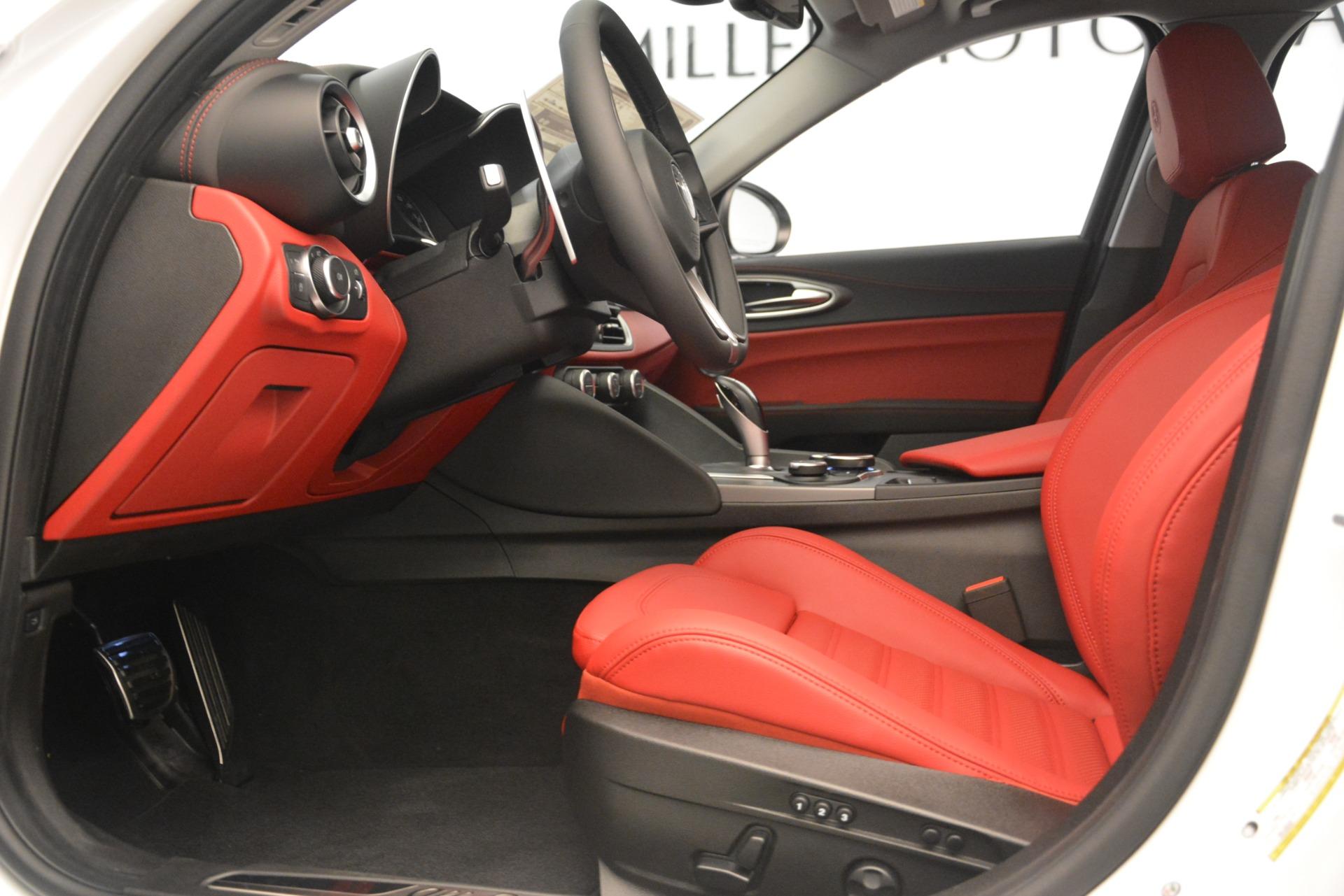 New 2019 Alfa Romeo Giulia Ti Sport Q4 For Sale In Greenwich, CT. Alfa Romeo of Greenwich, L567 2896_p14