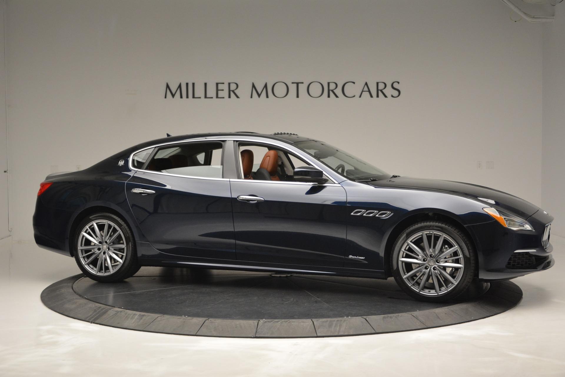 New 2019 Maserati Quattroporte S Q4 GranLusso Edizione Nobile For Sale In Greenwich, CT. Alfa Romeo of Greenwich, M2257 2898_p15