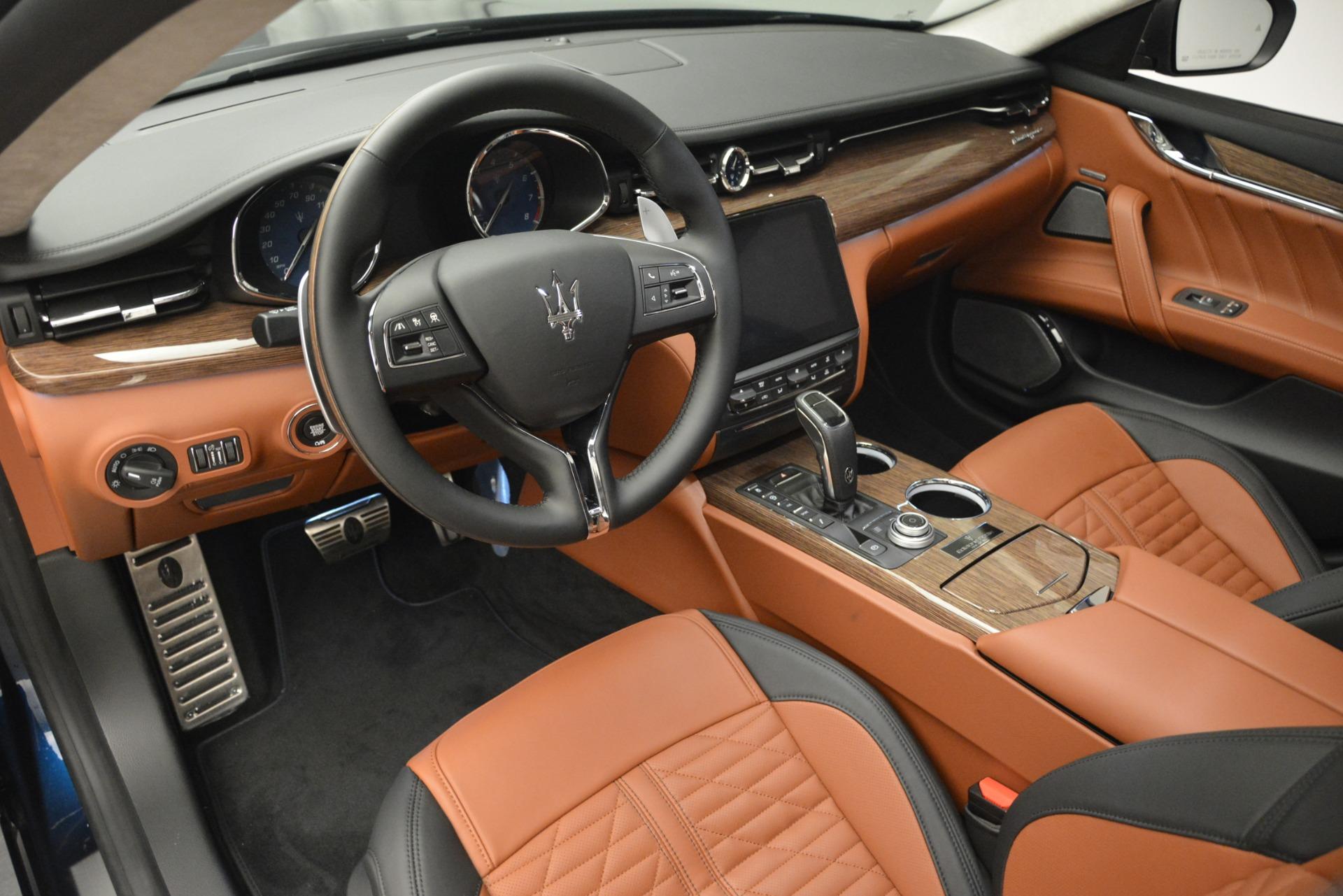New 2019 Maserati Quattroporte S Q4 GranLusso Edizione Nobile For Sale In Greenwich, CT. Alfa Romeo of Greenwich, M2257 2898_p20