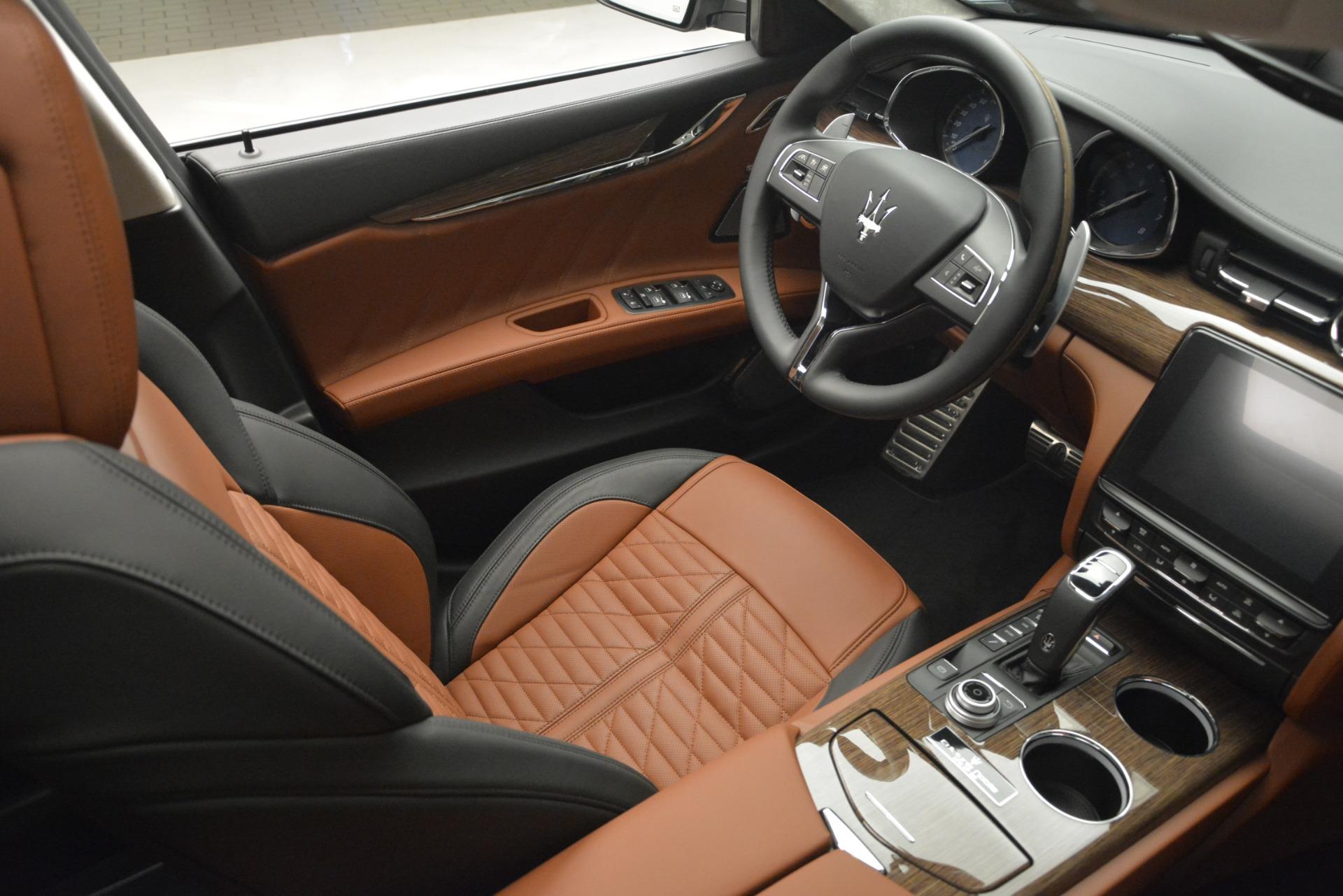 New 2019 Maserati Quattroporte S Q4 GranLusso Edizione Nobile For Sale In Greenwich, CT. Alfa Romeo of Greenwich, M2257 2898_p26