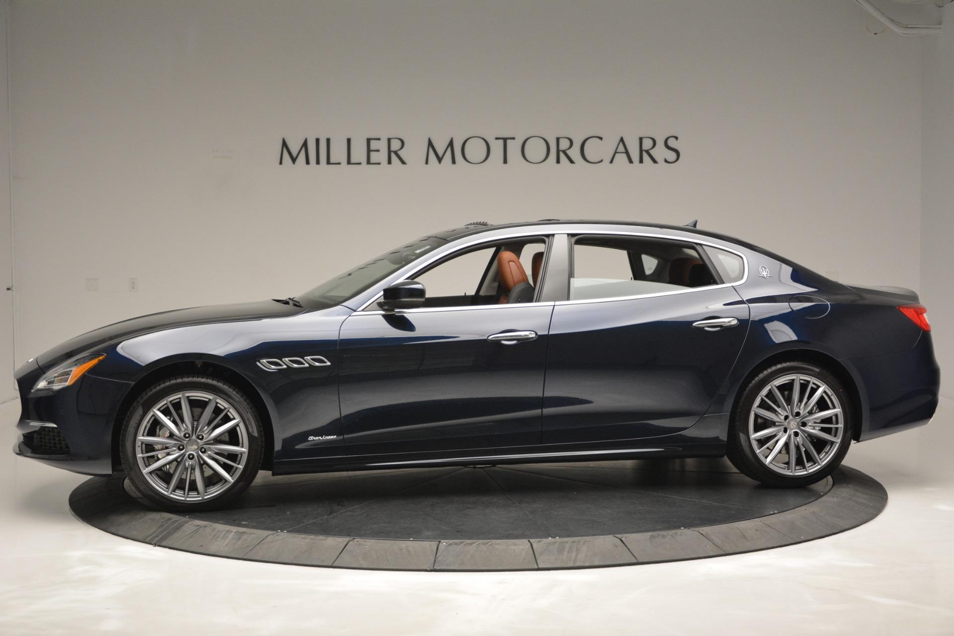 New 2019 Maserati Quattroporte S Q4 GranLusso Edizione Nobile For Sale In Greenwich, CT. Alfa Romeo of Greenwich, M2257 2898_p4