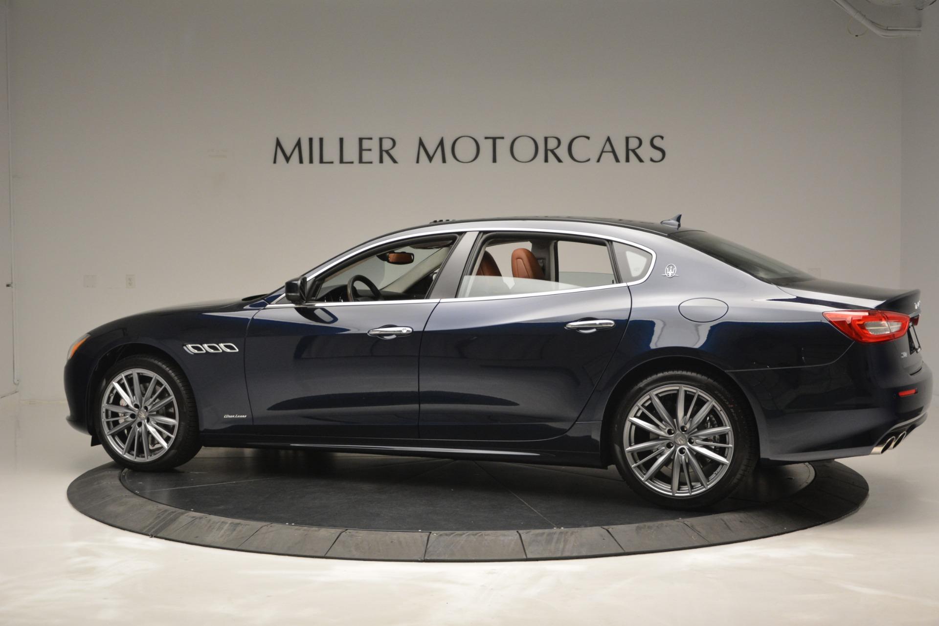 New 2019 Maserati Quattroporte S Q4 GranLusso Edizione Nobile For Sale In Greenwich, CT. Alfa Romeo of Greenwich, M2257 2898_p6