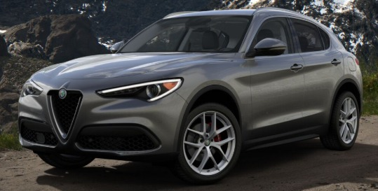 New 2019 Alfa Romeo Stelvio Ti Q4 For Sale In Greenwich, CT. Alfa Romeo of Greenwich, LW301