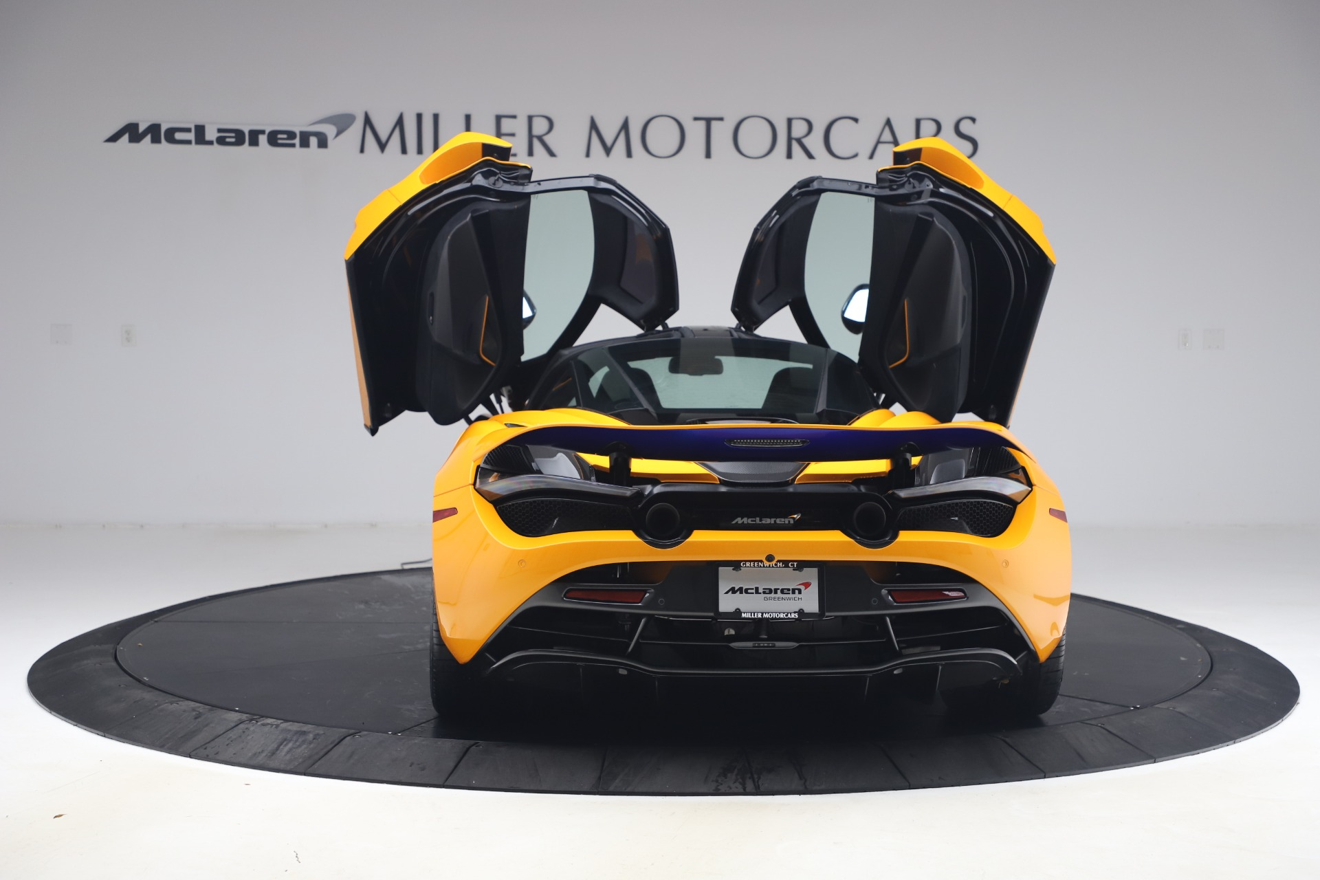 New 2019 McLaren 720S Coupe For Sale In Greenwich, CT. Alfa Romeo of Greenwich, MC402 2900_p13