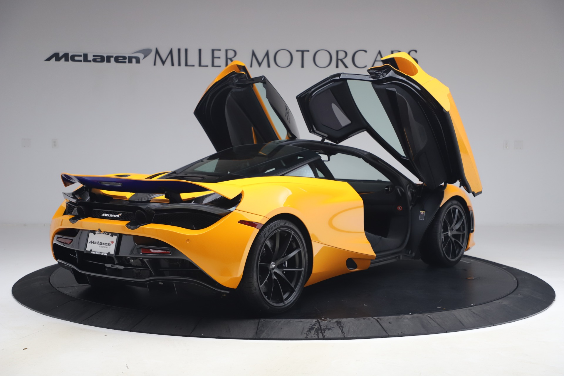 New 2019 McLaren 720S Coupe For Sale In Greenwich, CT. Alfa Romeo of Greenwich, MC402 2900_p14