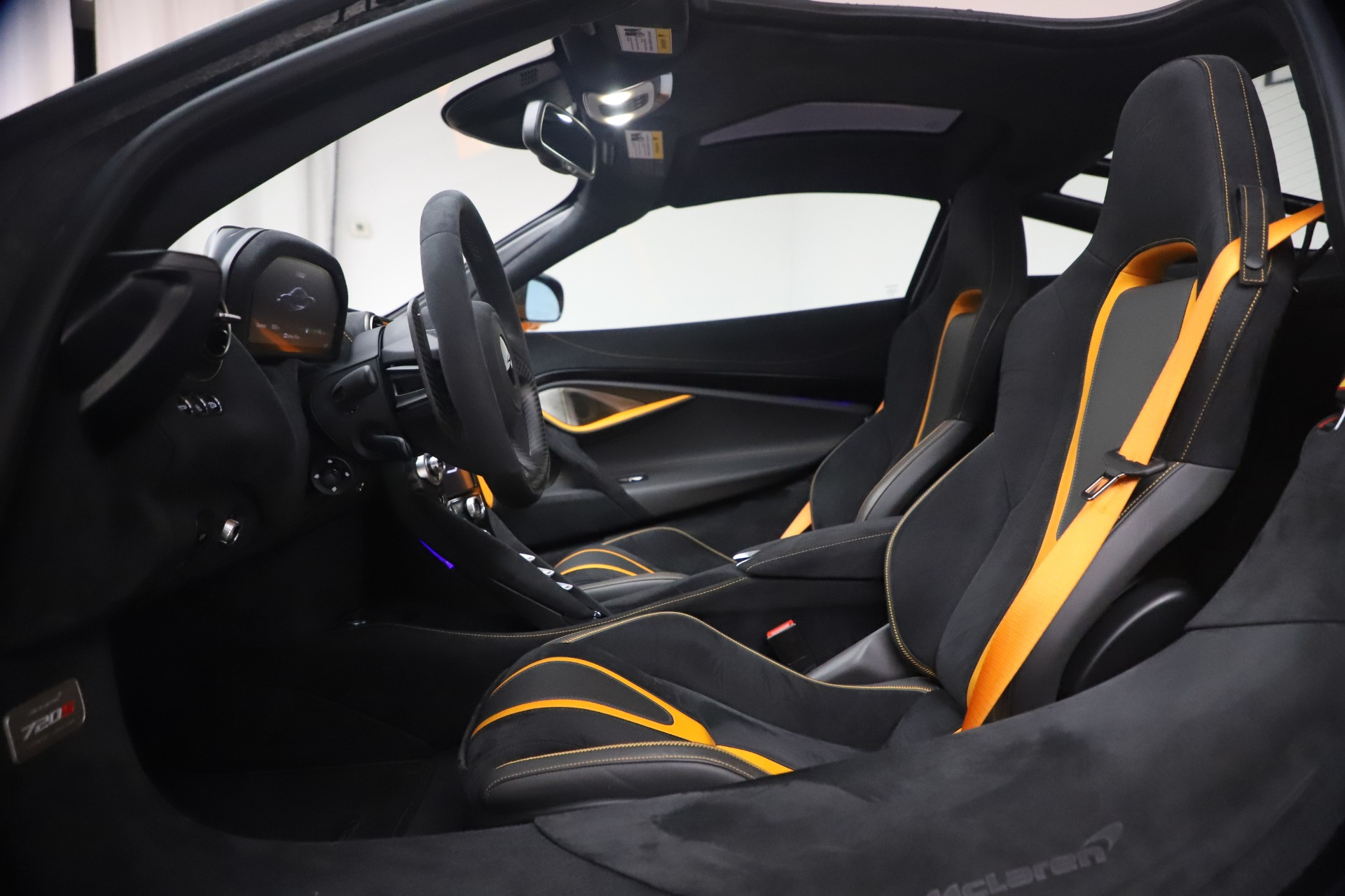 New 2019 McLaren 720S Coupe For Sale In Greenwich, CT. Alfa Romeo of Greenwich, MC402 2900_p18