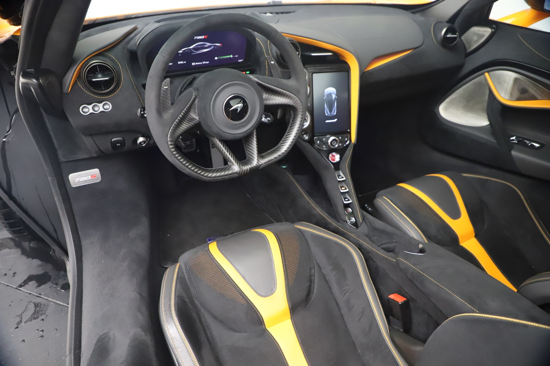 New 2019 McLaren 720S Coupe For Sale In Greenwich, CT. Alfa Romeo of Greenwich, MC402 2900_p21