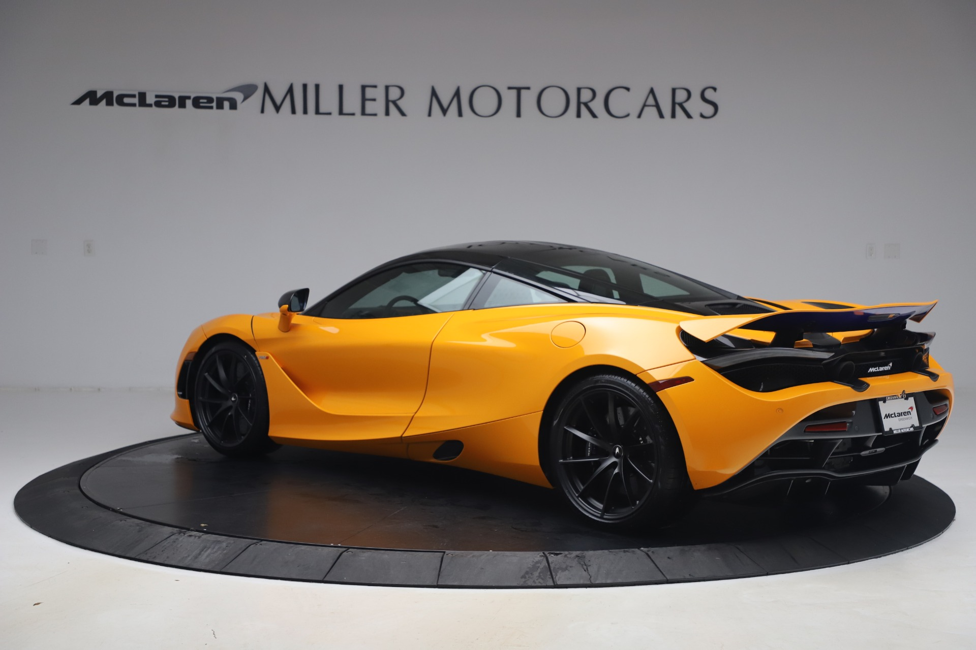 New 2019 McLaren 720S Coupe For Sale In Greenwich, CT. Alfa Romeo of Greenwich, MC402 2900_p3